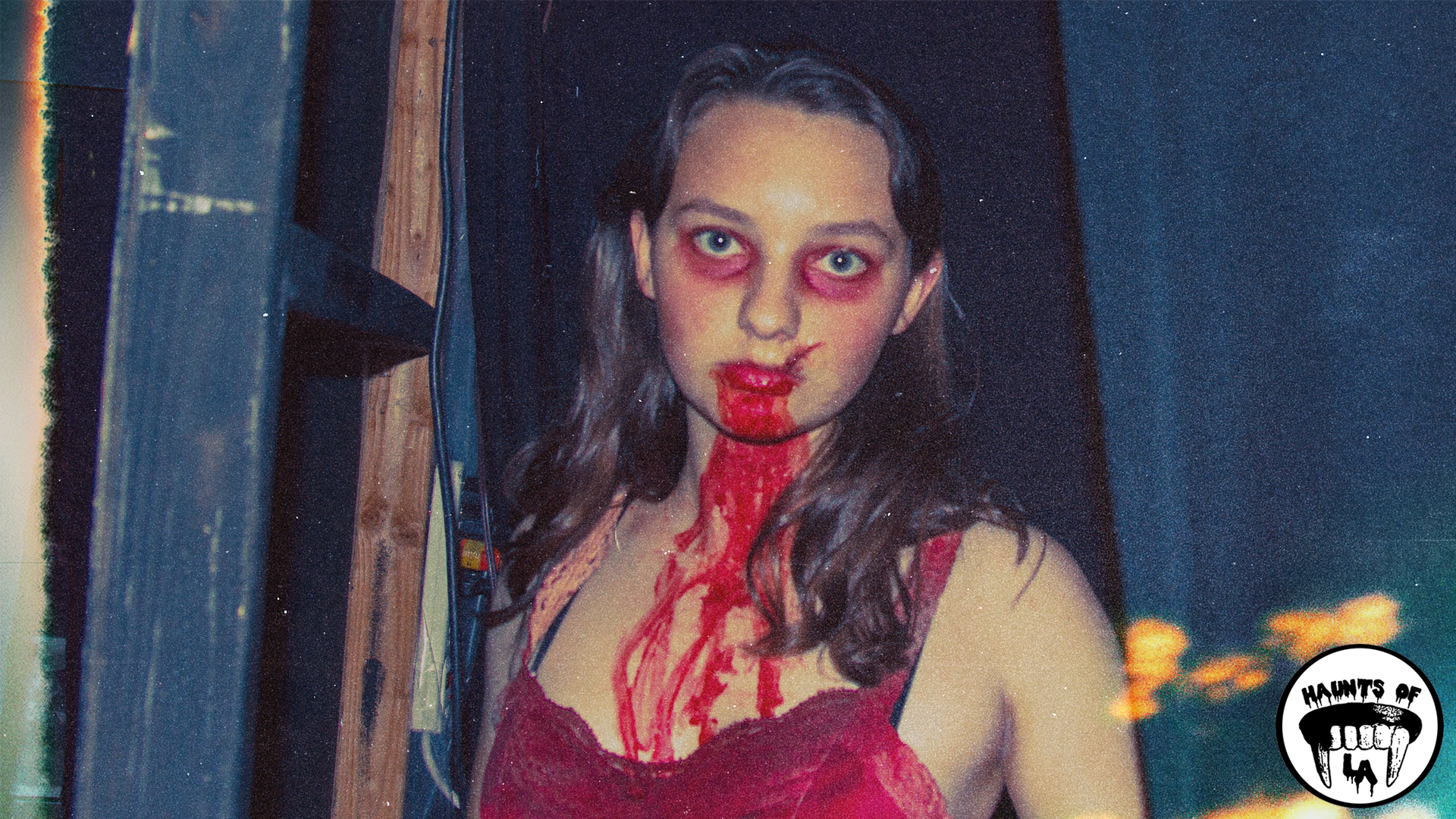 TWisted Mids Haunted HOuse Anneliese