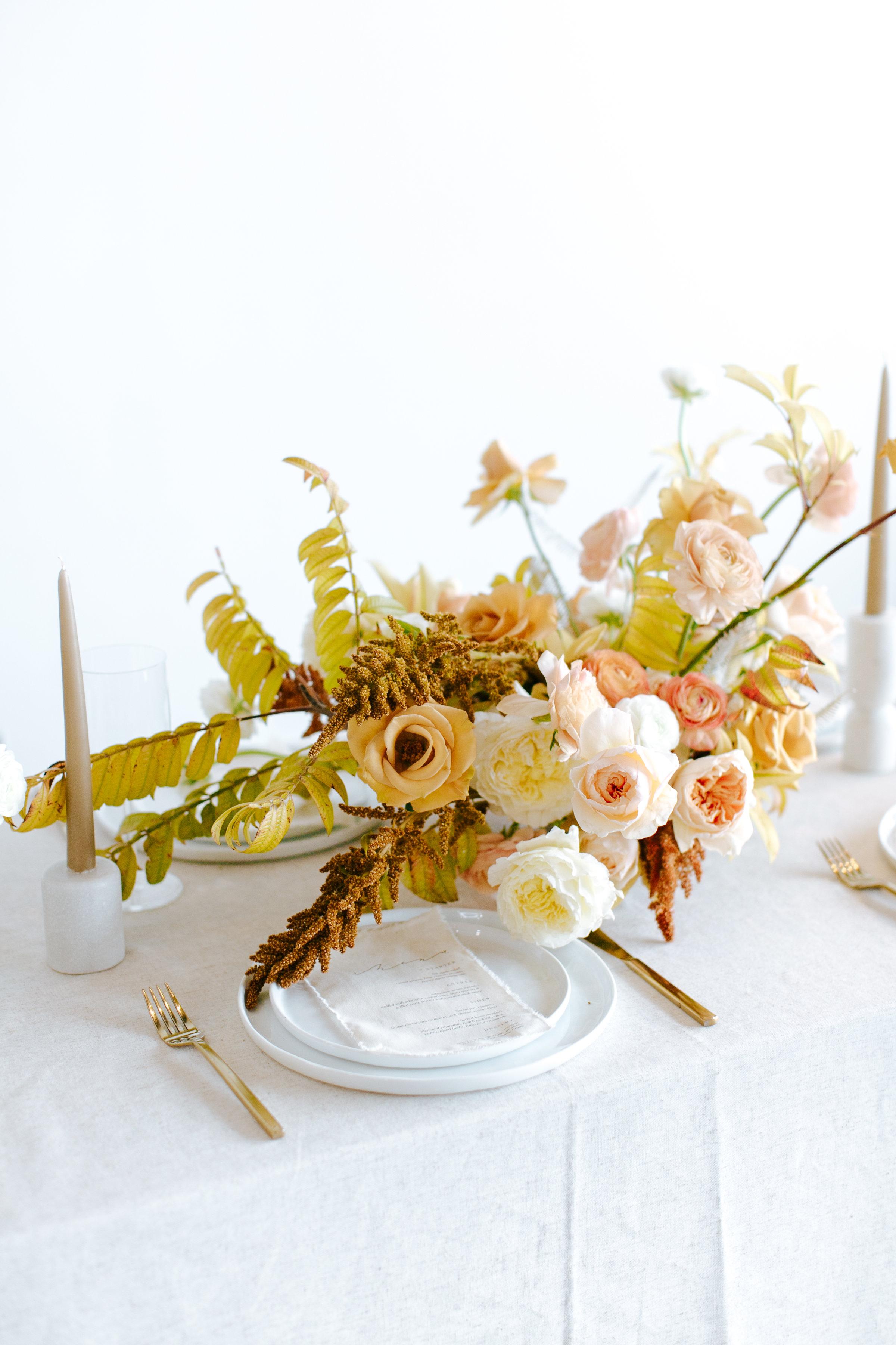 Color Theory Collective- Portland Wedding Florist