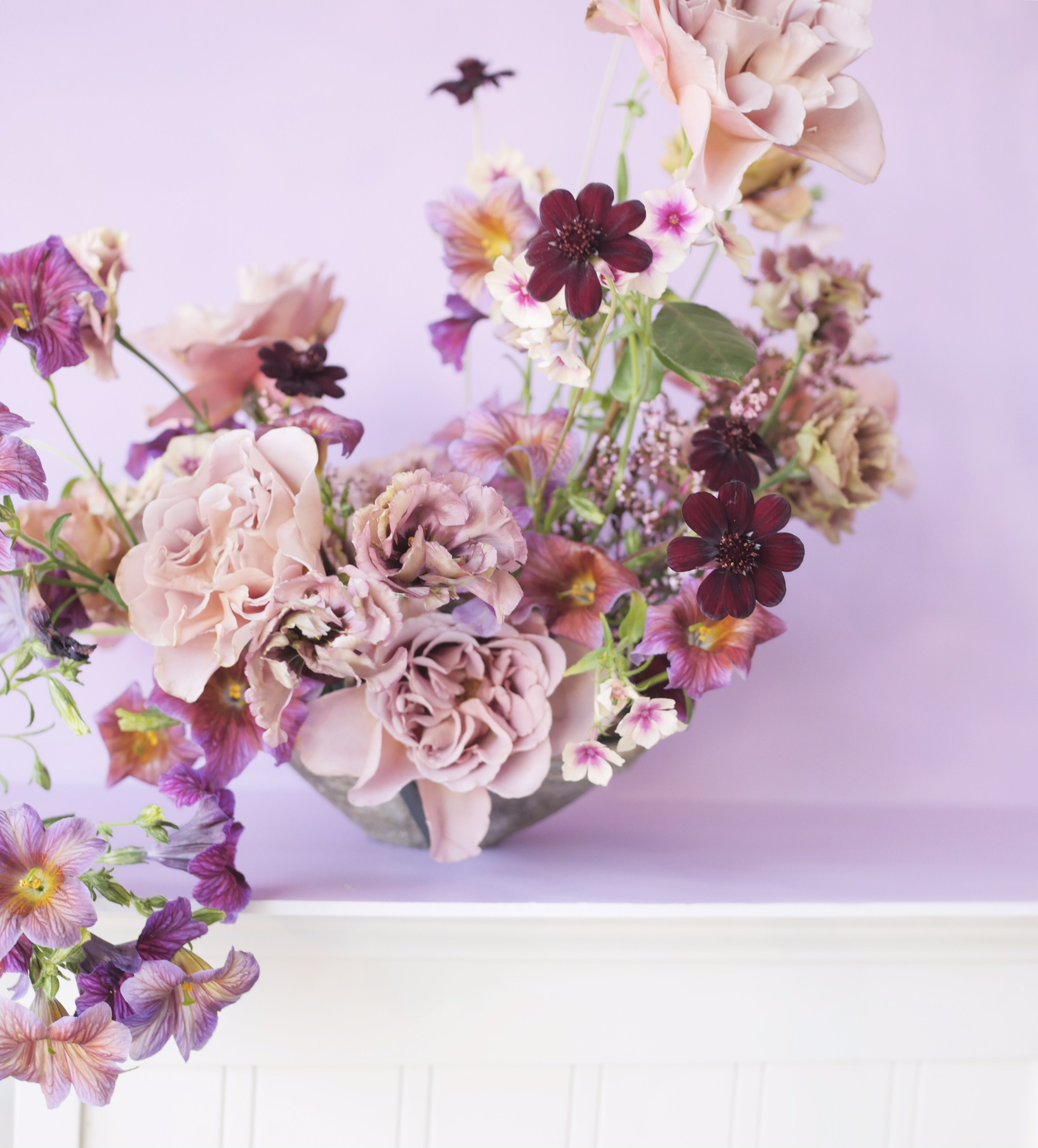 Flowers by Color Theory Collective