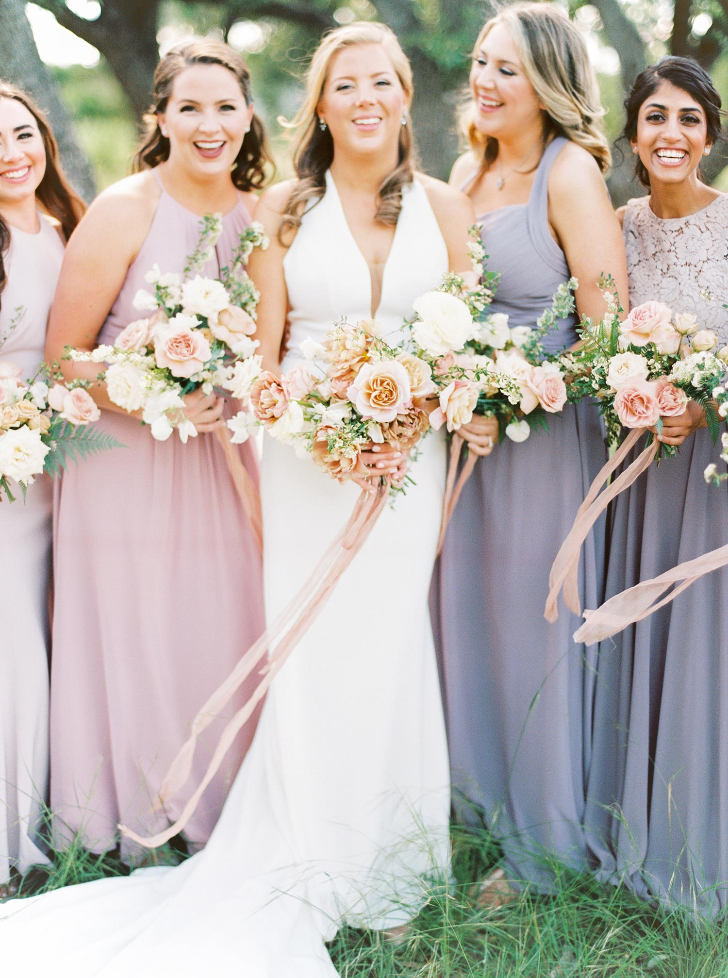 Bouquets by Color Theory Collective