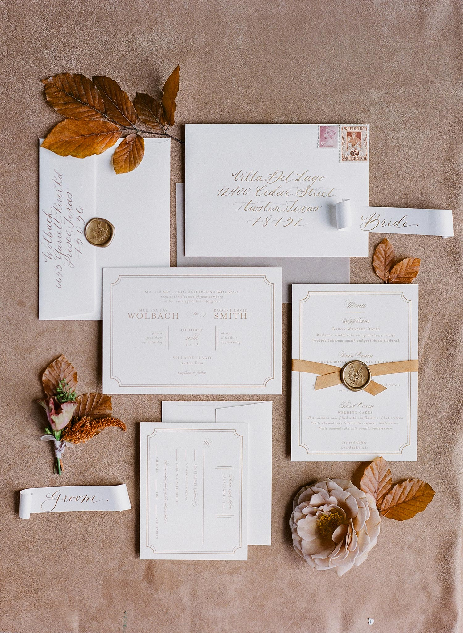 Portland wedding by Color Theory Collective