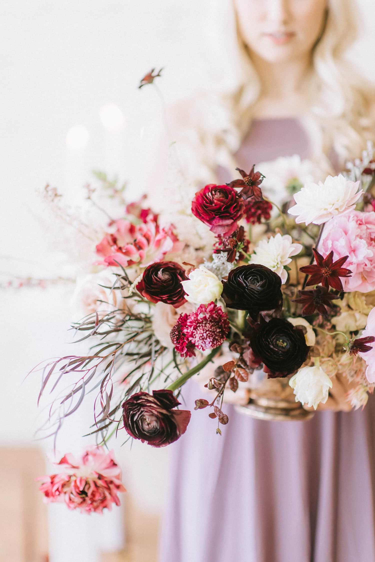 Portland Florist Designs Flowers for Valentine's Day