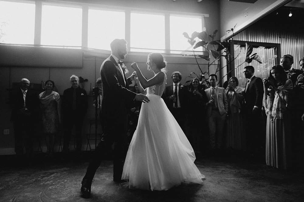 """WHAT ARE SOME OF YOUR FAVORITE WEDDING DAY MOMENTS TO CAPTURE? - """"I really love the portrait section, of course, because it's my time to really get some epic shots. However, I also really love the cocktail hour because everyone is drinking, relaxing, and at ease, which makes for amazing candids."""""""