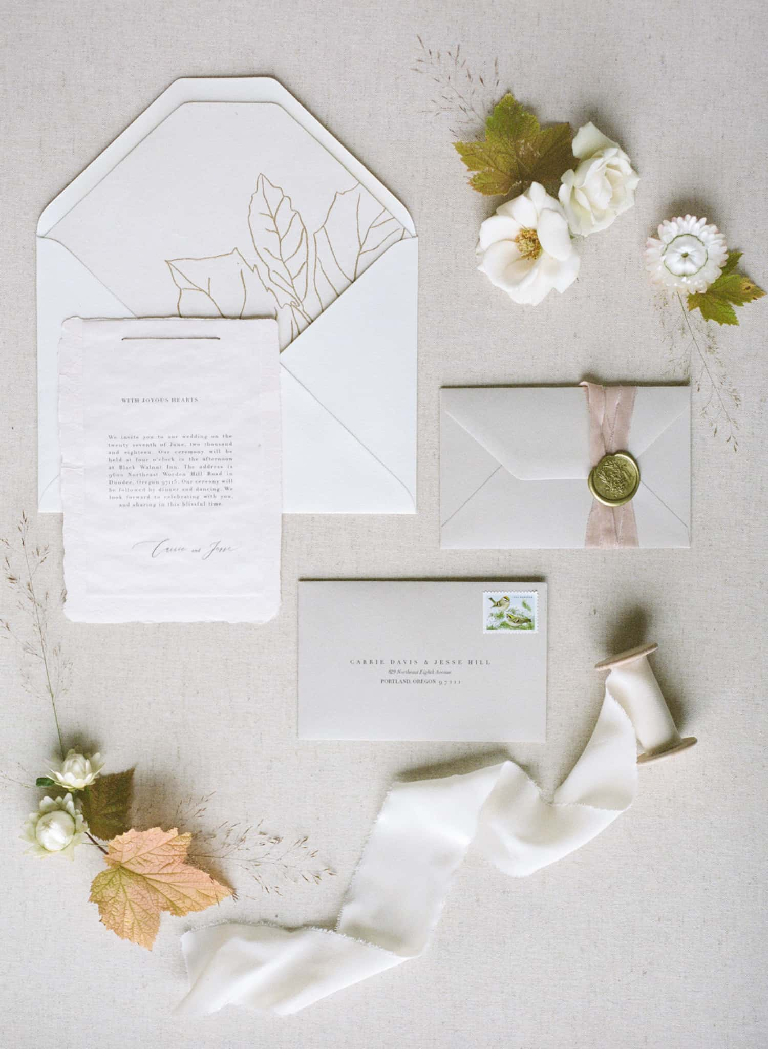 Paper Suite by Briar and Brambles Paper