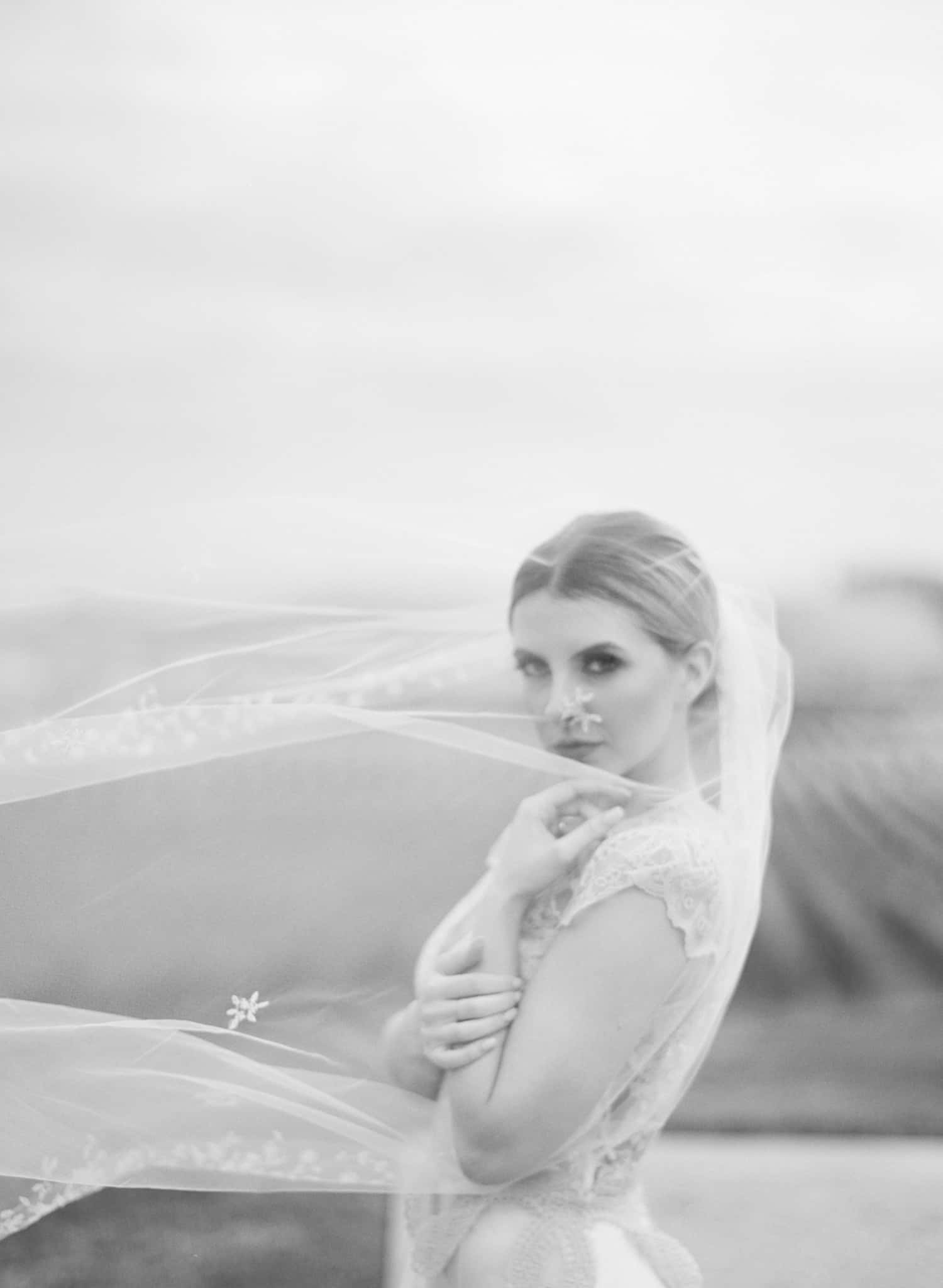 Bridal Portrait after wedding ceremony