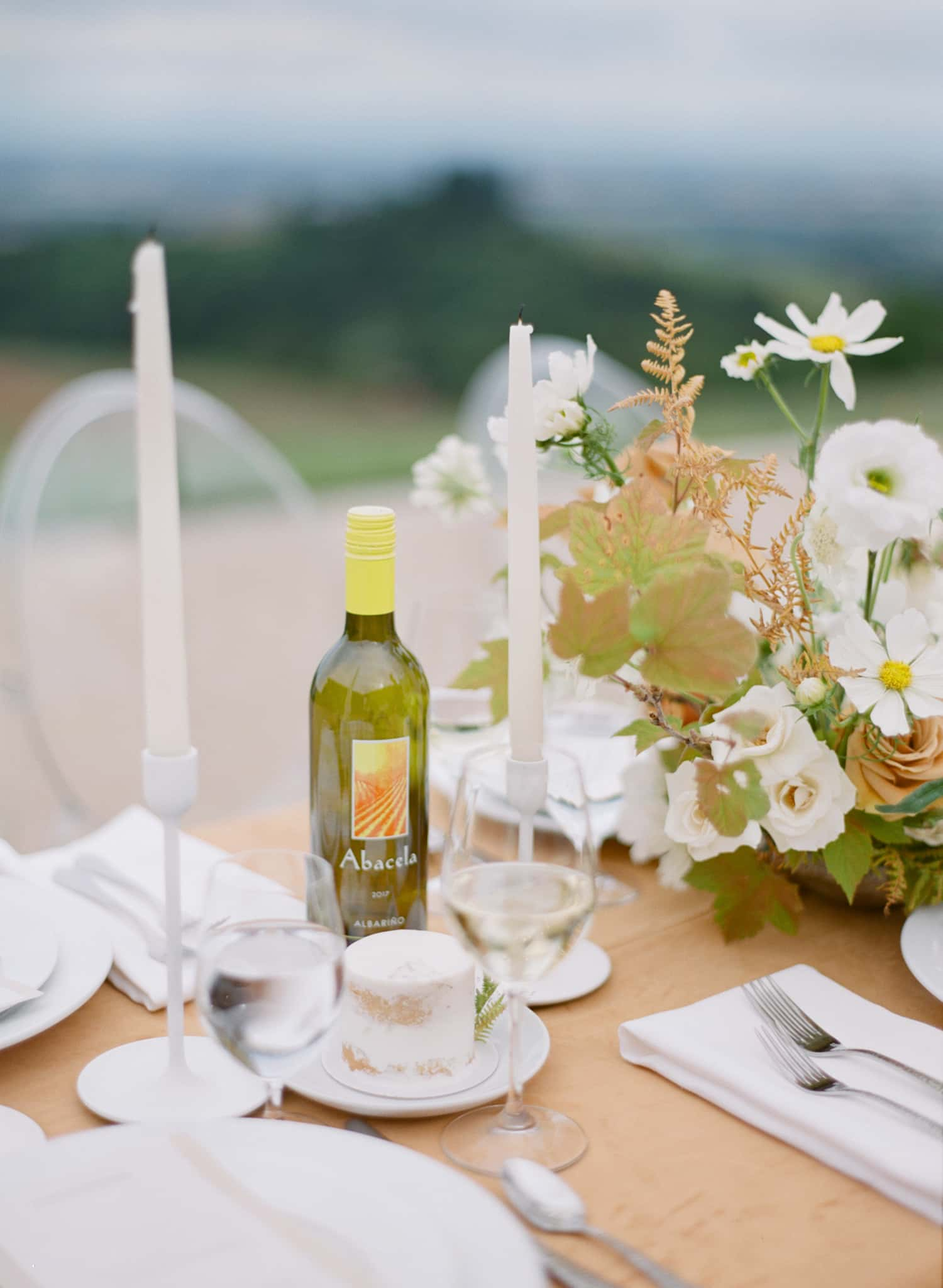 Oregon wine sourced for Portland Bride and Groom
