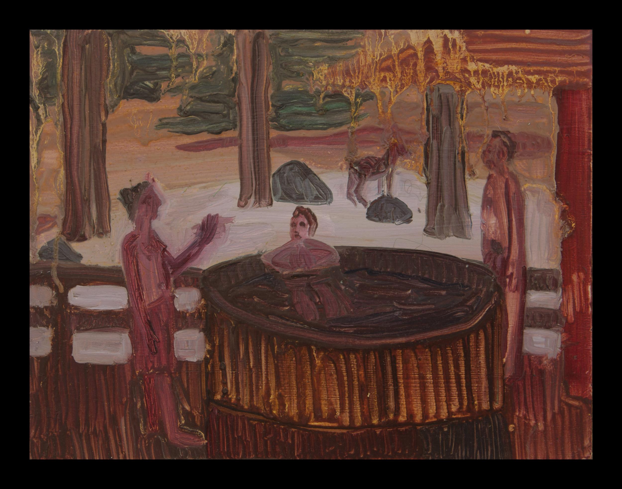 bagby hot springs