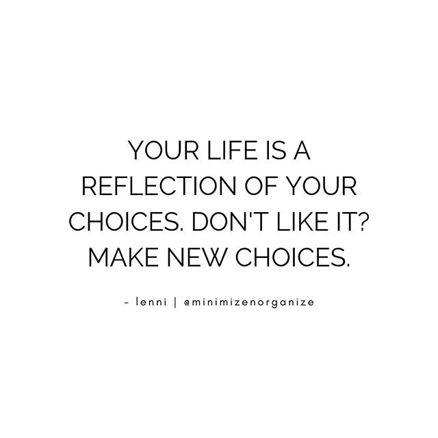 Life is full of choices, especially ones that you're not even aware that you're making.⁠⠀ ⁠⠀ ✨ YOUR LIFE = YOUR CHOICES + YOUR ACTIONS + YOUR MINDSET ✨⁠⠀ ⁠⠀ The great thing about this equation is that YOU CAN CONTROL ALL OF THESE FACTORS. You can make new choices whenever the ones you've been making haven't been serving you. You can change your actions to help better serve whatever life you want to live. And you can up-level your mindset to help put into perspective the things that you can't change, and to help you change the things that you can.⁠⠀ ⁠⠀ Stop being the thing that's holding yourself back. MAKE. NEW. CHOICES. 🎉⁠⠀ ⁠⠀ ⁠⠀ •⁠⠀ •⁠⠀ •⁠⠀ •⁠⠀ •⁠⠀ #mindsetreset #morningmindsetreset #wordsofwisdom #wisdomquote #advice #lifequote #lifequotes #advicequotes #motivationalquote #thatsdarling #inspirationquotes #inspireme #motivationalwords #motivationdaily #selfimprovement #improvingmyself #twentysomething #SheMeansBusiness #millenial #betteringmyself #adultingishard #theGramGang #selfempowerment #growthmindset #positivemindset #personal growth #changeyourlife #conqueryourmind #theSavvyCommunity