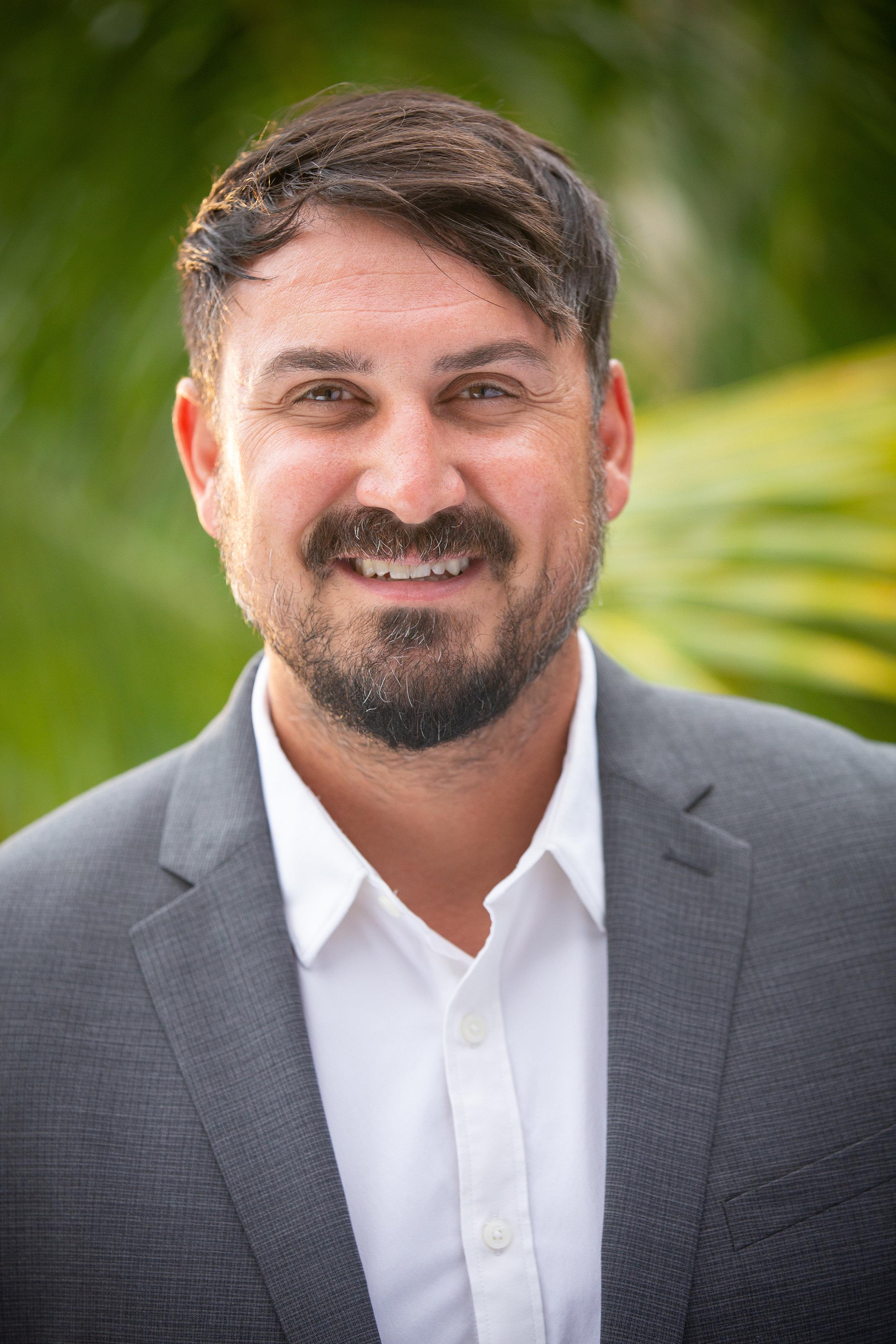 Adam Baldwin - Executive Board Member