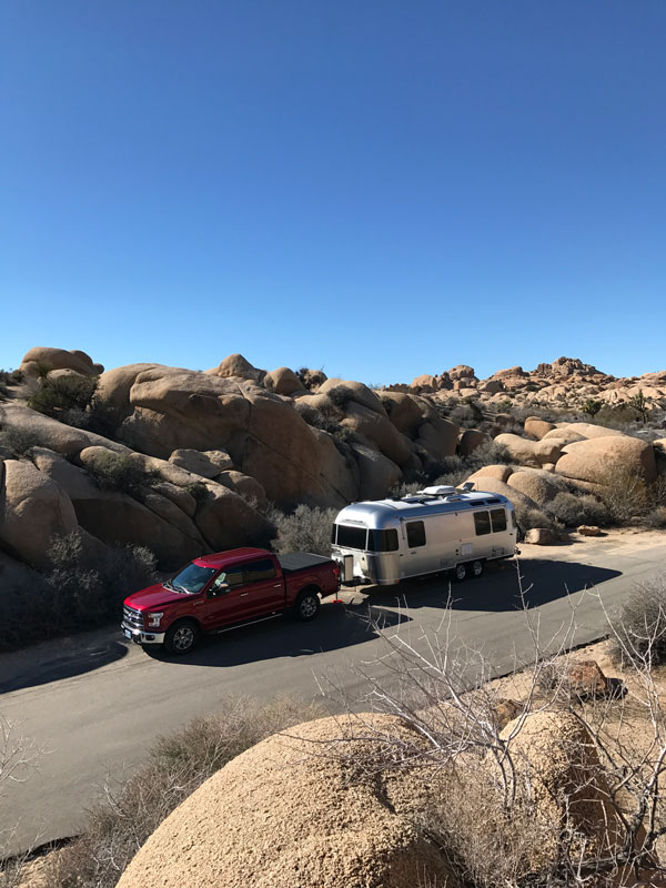 After a few months full-time on the road, we're still loving everything about our rig — and we've gotten a lot better at parking it.