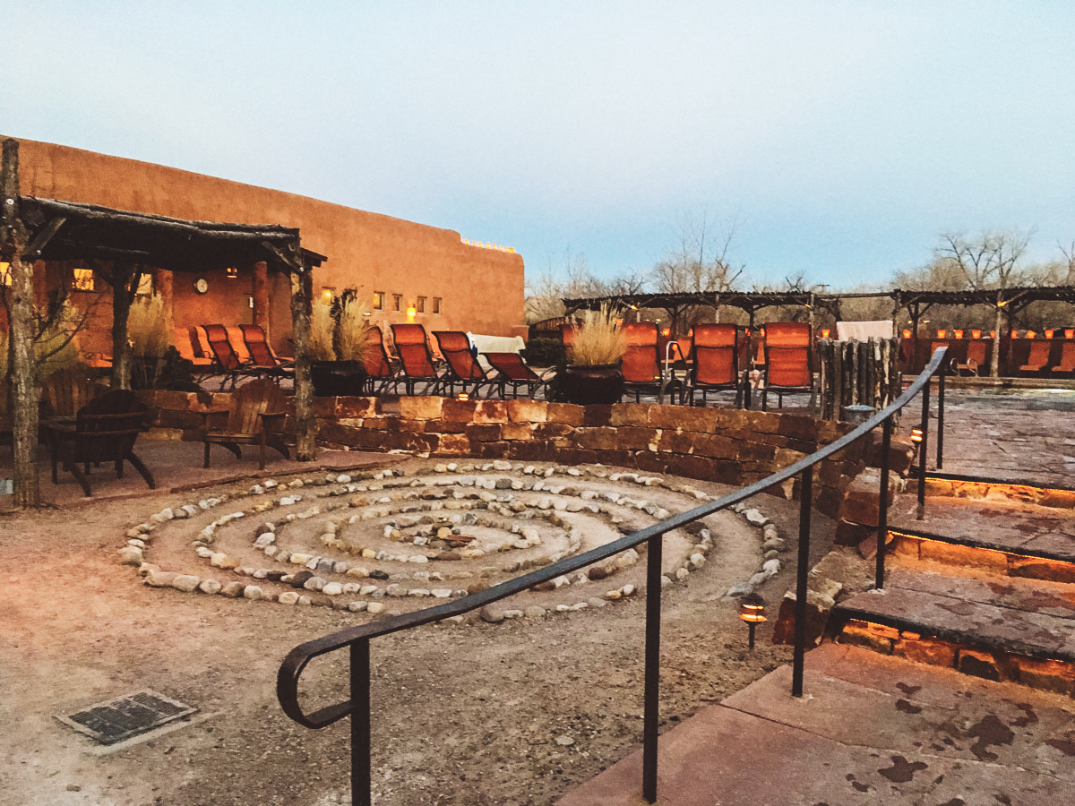 A Road Trip to New Mexico's Ojo Caliente Hot Springs