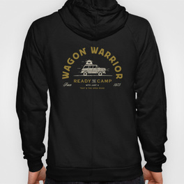 $46.99 on Society6 • Wagon Warrior T-Shirt by Busy Campers