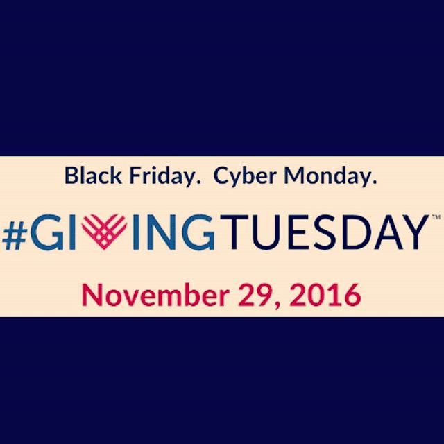 One week from today is #givingtuesday! In just 5yrs, the annual giving tuesday movement has gone from generating $250,000 for charity worldwide to $116,000,000! So cool, what a great concept following Thanksgiving. #givinghope #givingeducation Link in profile