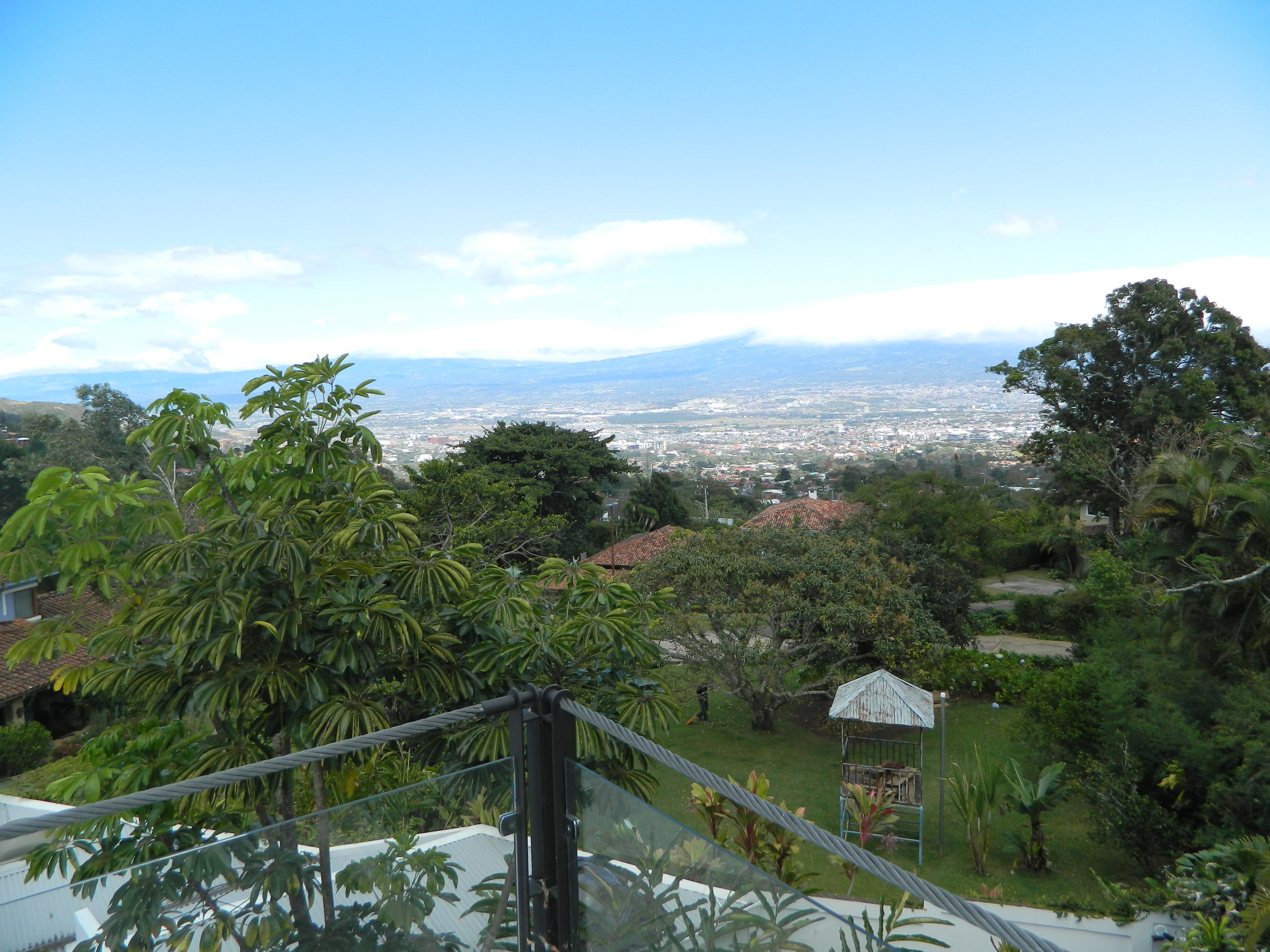 View over San Jose