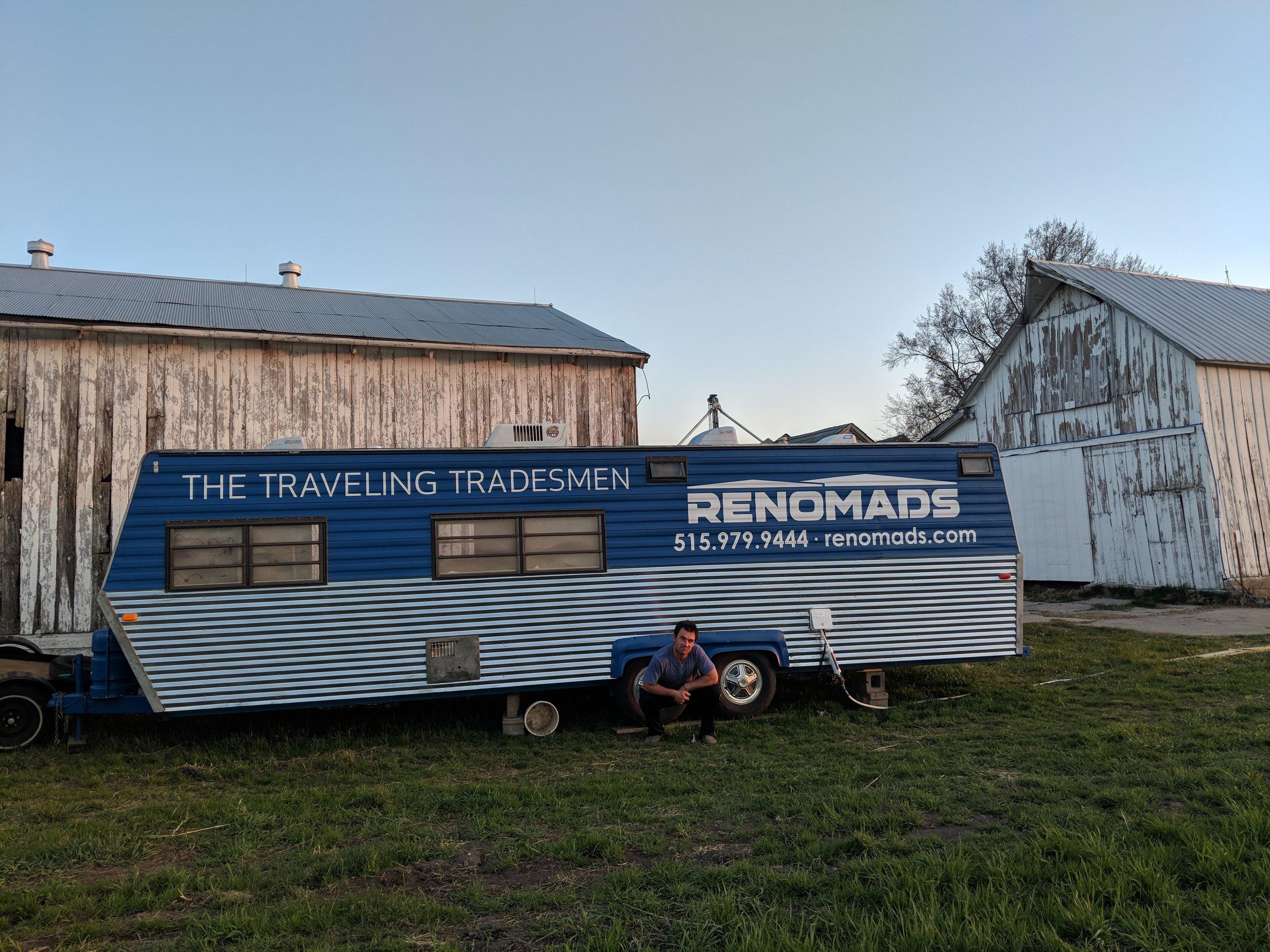 Home In Iowa April 2018