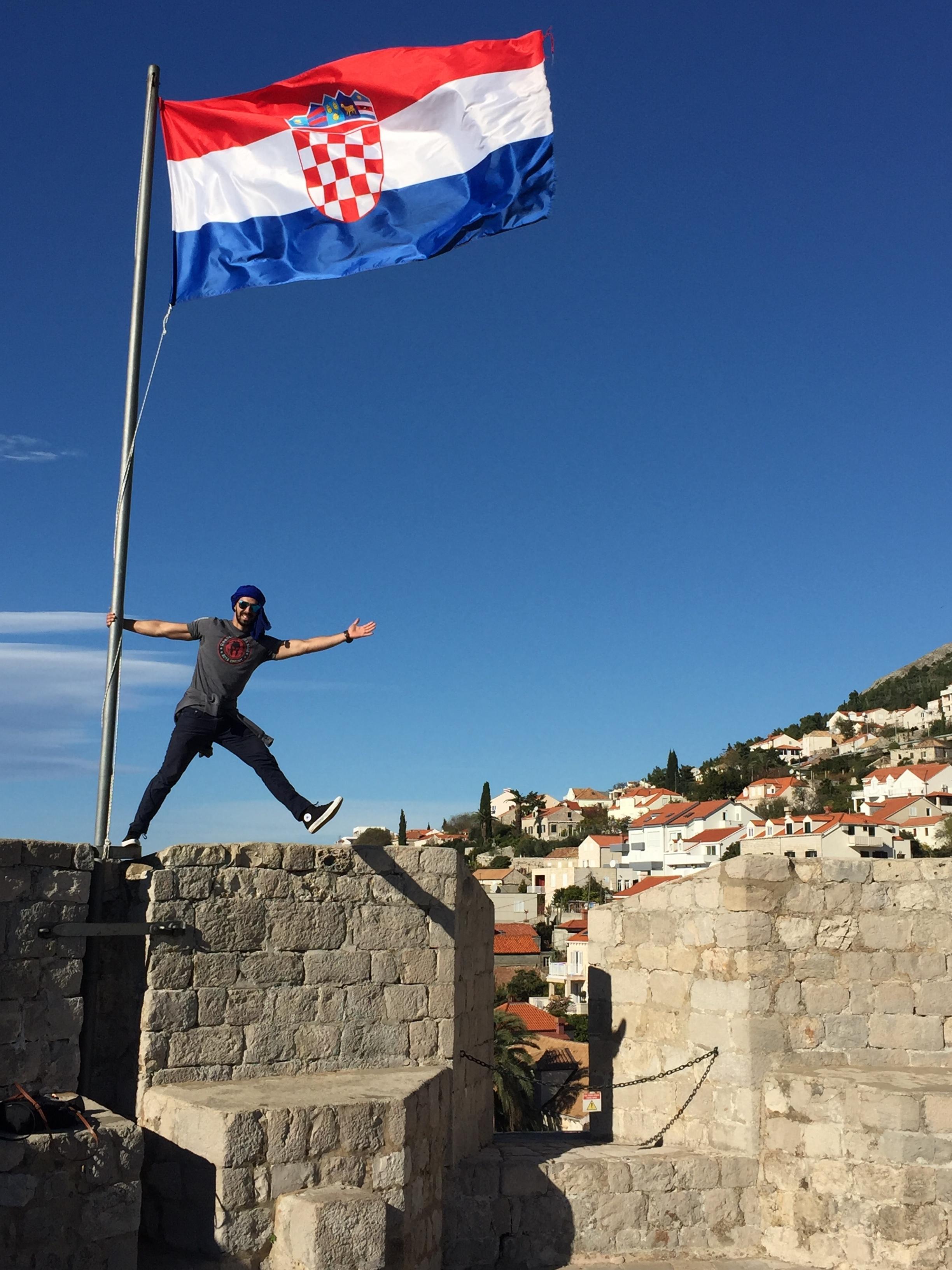 Gerry climbs errthang.