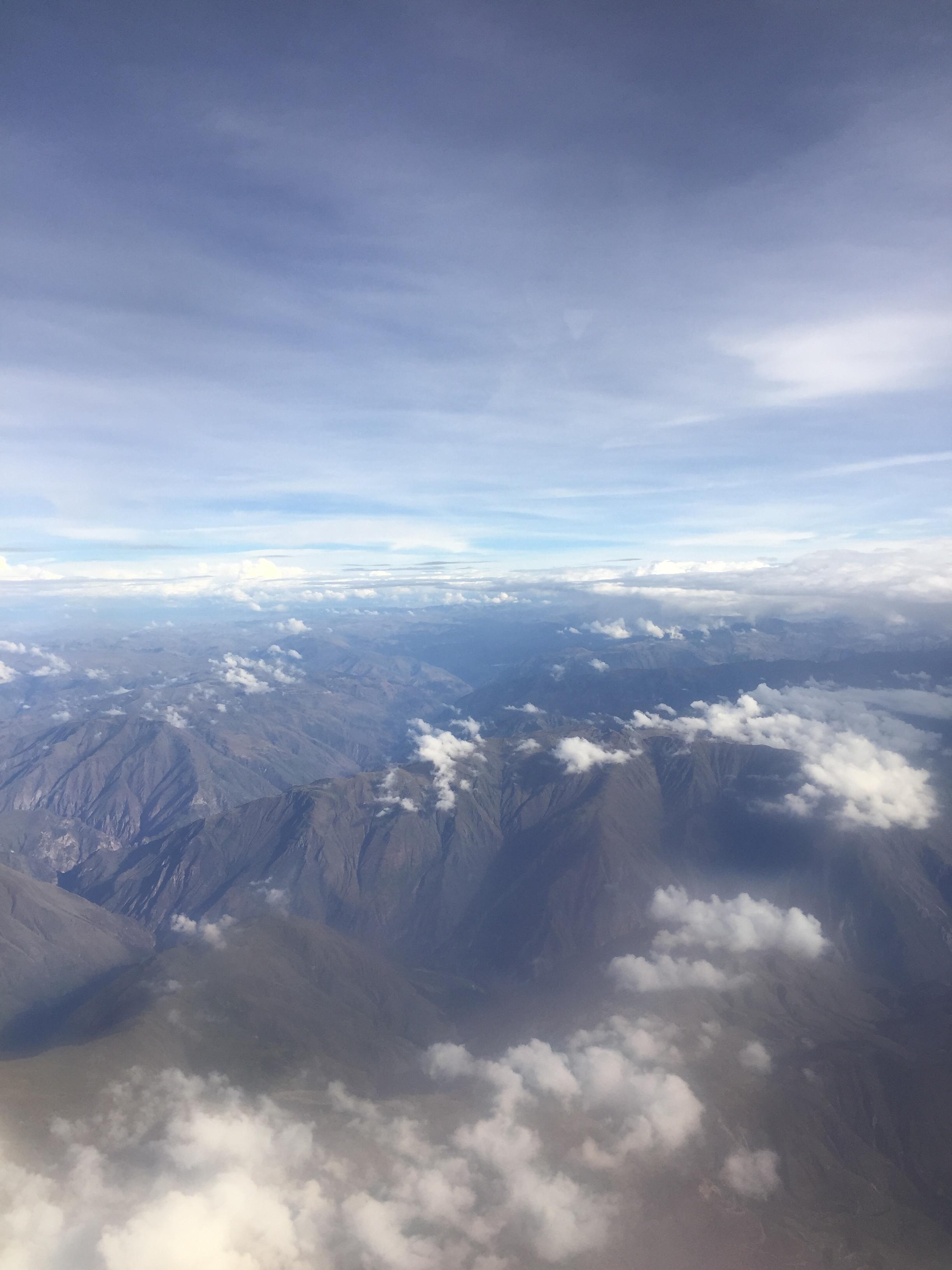 Plane window views fo' dayssss.