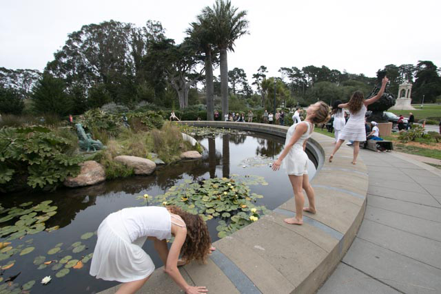 Dancingin the Park - Saturday April 29, 2:15 PM at Golden Gate Park