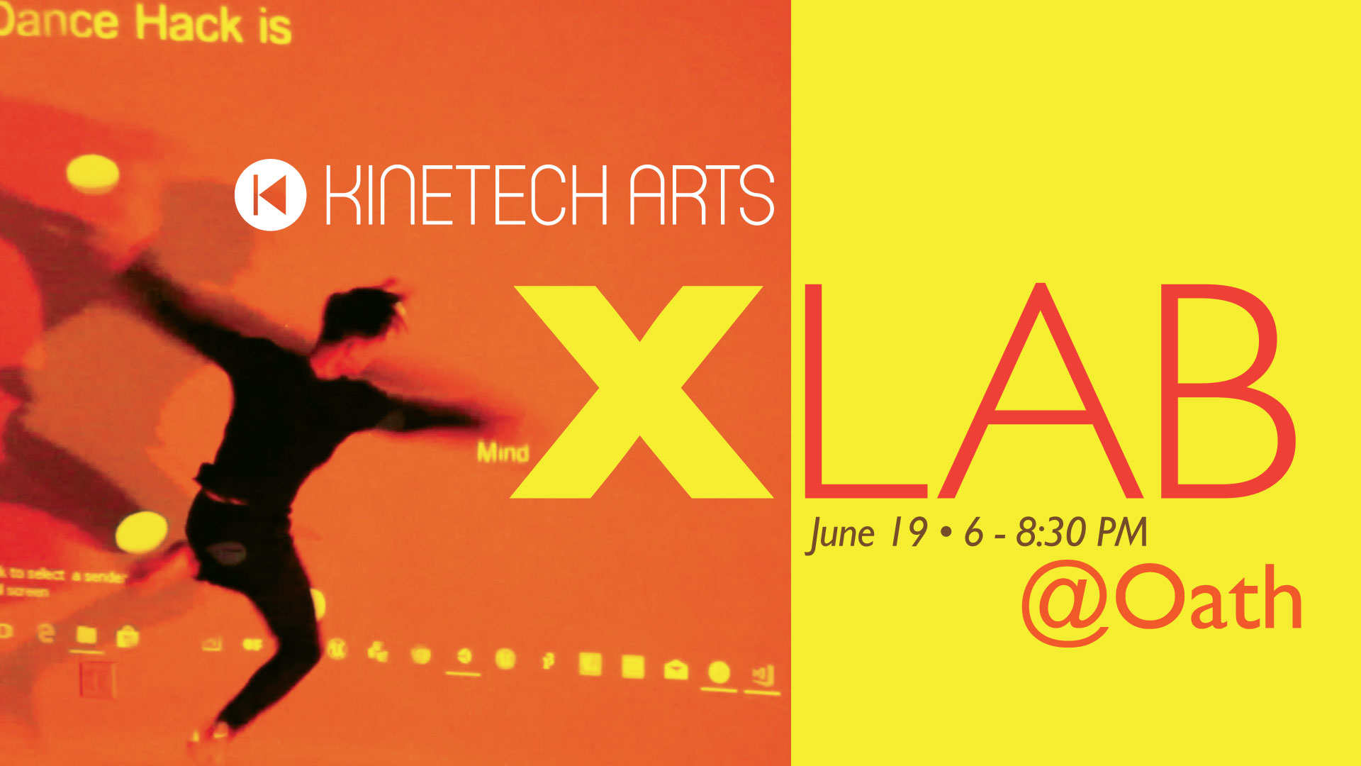 XLab is a series of events, produced in partnership with like-minded organizations, where people of various disciplines get together to explore the intersection of art, science, and technology. XLab experiments with webXR, motion capture devices, digital assistants, body movement etc. Admission is free.