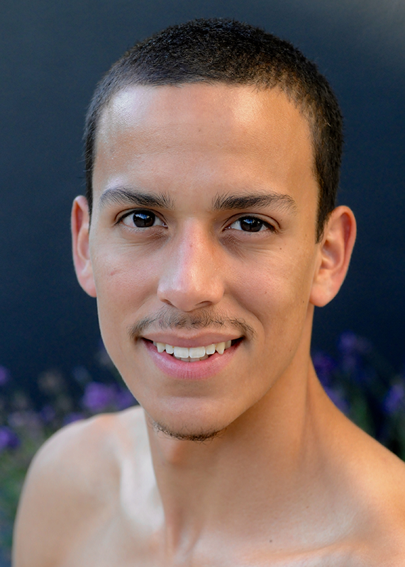 Samuel Melecio-Zambrano - Samuel Melecio-Zambrano was first exposed to dance in the womb, as his mother salsa-ed her way about the living room. Twenty years later, in 2018, he received a BFA in Dance from the University of South Florida, where he worked with Robert Moses, Kara Davis, and other amazing guest choreographers and faculty members. Immediately following his studies at USF, he was a member and collaborator of Tampa City Ballet for its debut season. He then lived in Melbourne, Australia and studied Countertechnique with founder Anouk Van Dijk and other certified teachers, before moving base to San Francisco.