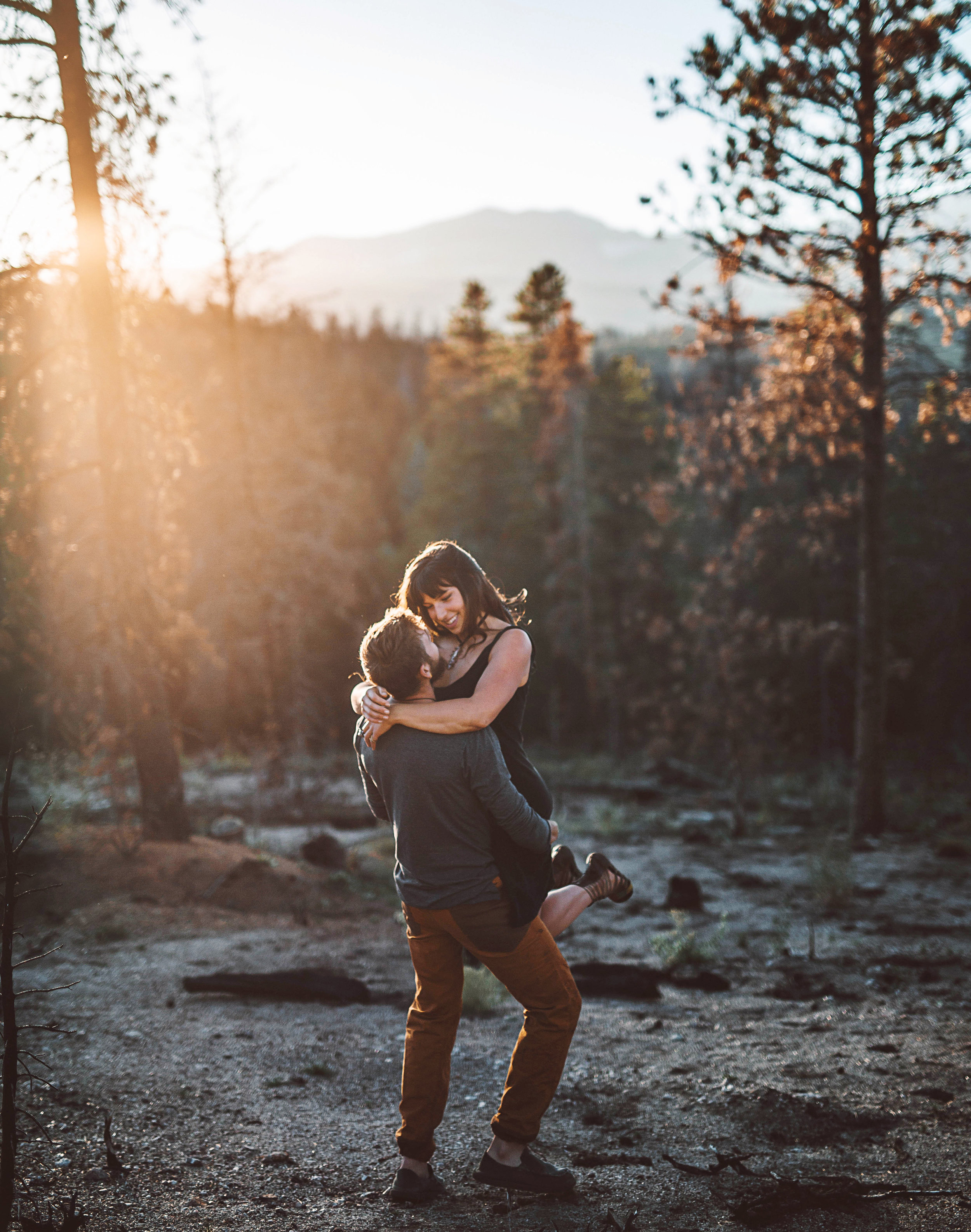 Mountain Love - Colorado Destination Photographer
