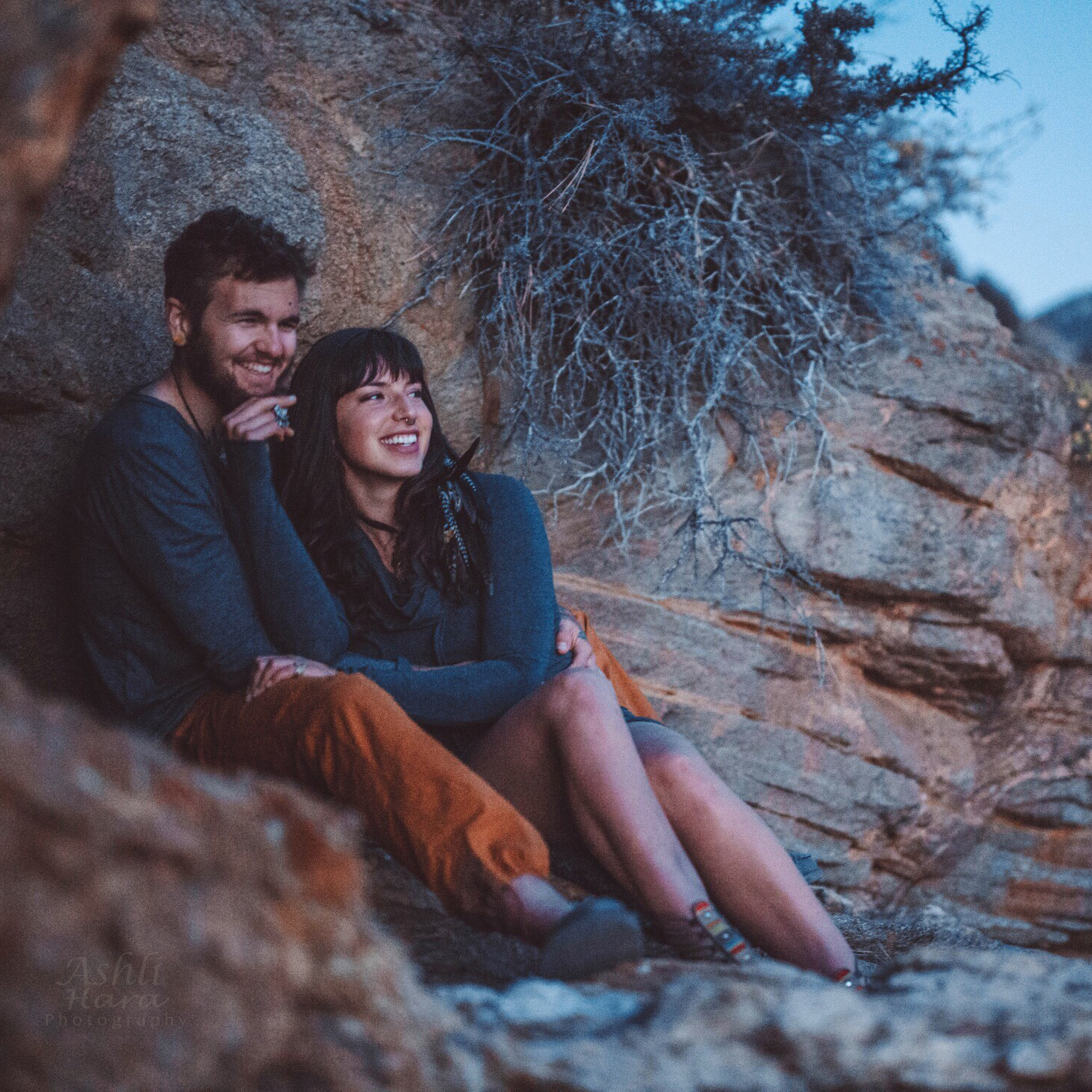 Blissful Couple - Colorado Destination Engagement Photographer