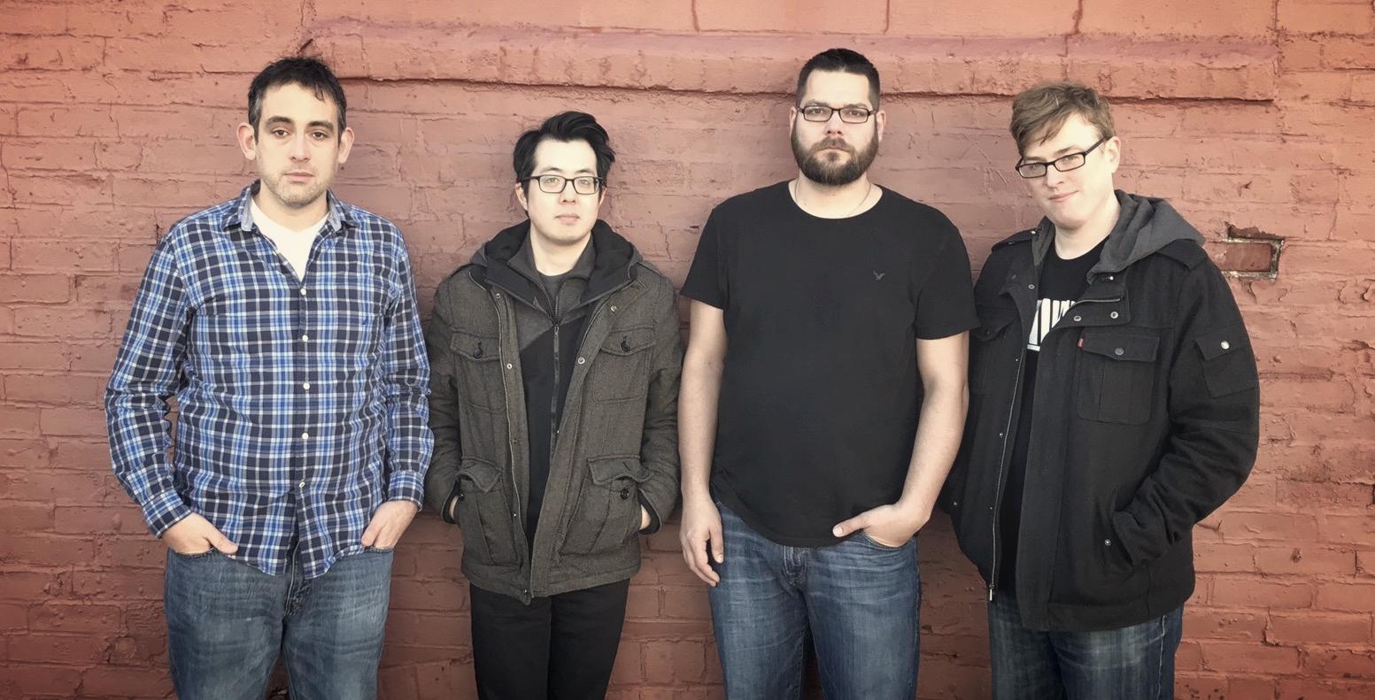 Alternate Weekends 2018: Charley, Kellen, Brian, Andy
