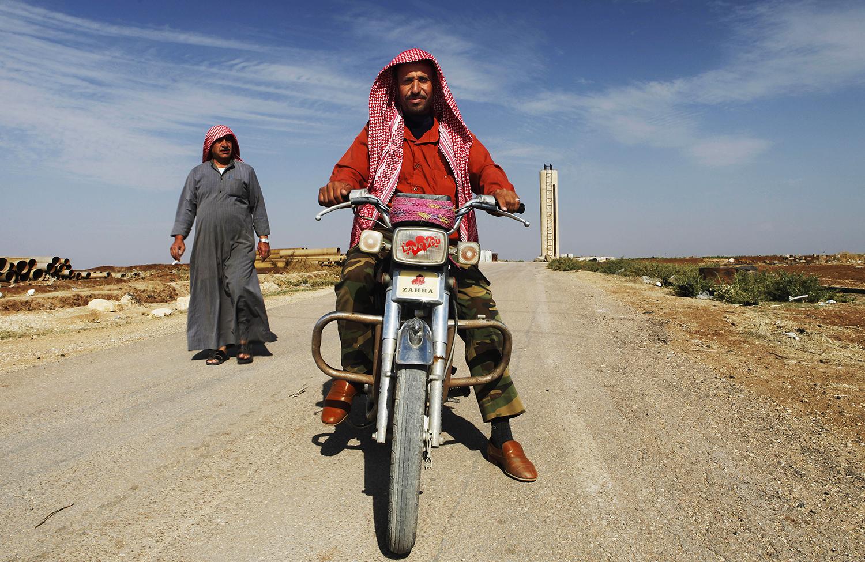 11 Daraa region, Syria . (2009 before the current civil war.) jpg.jpg