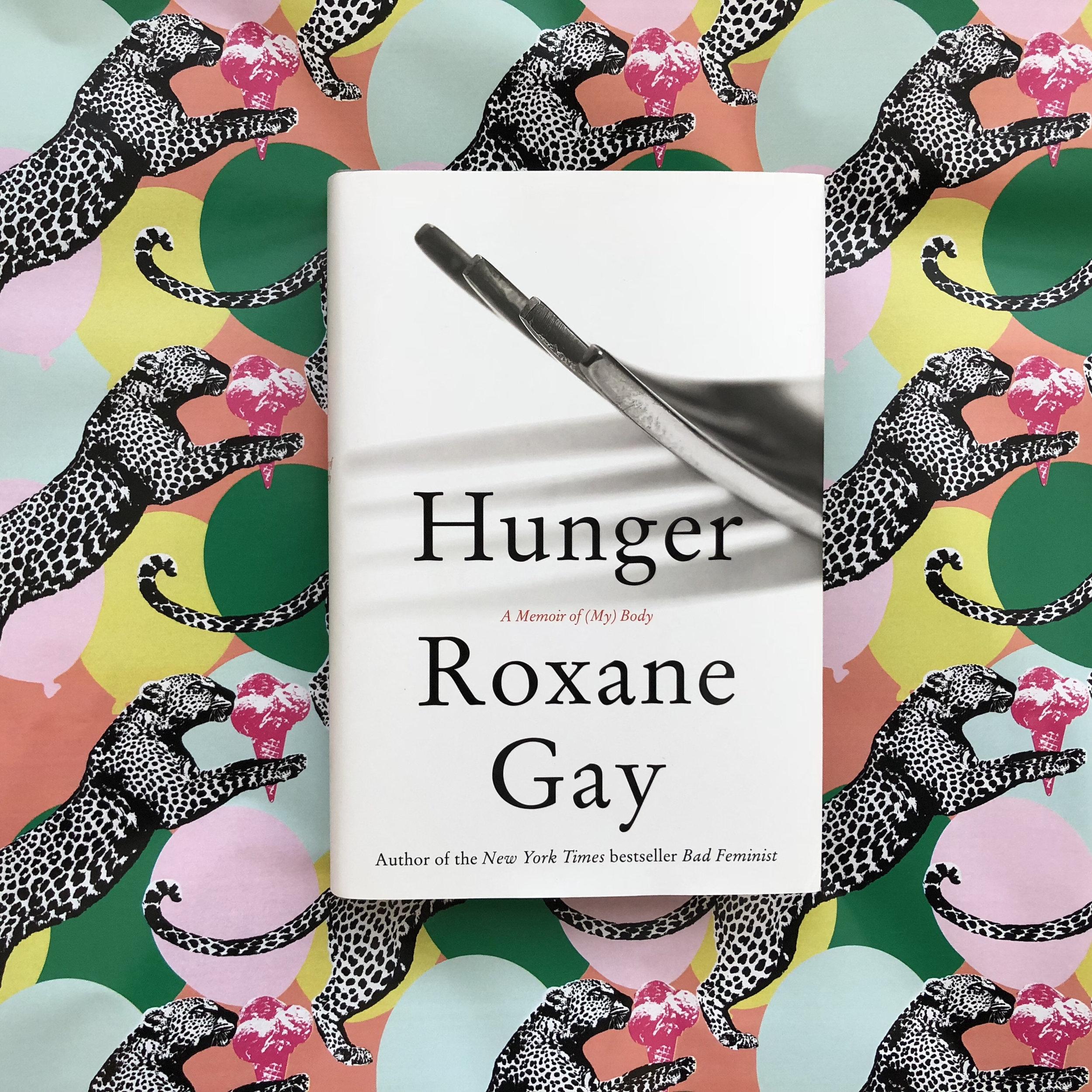 hunger roxane gay review