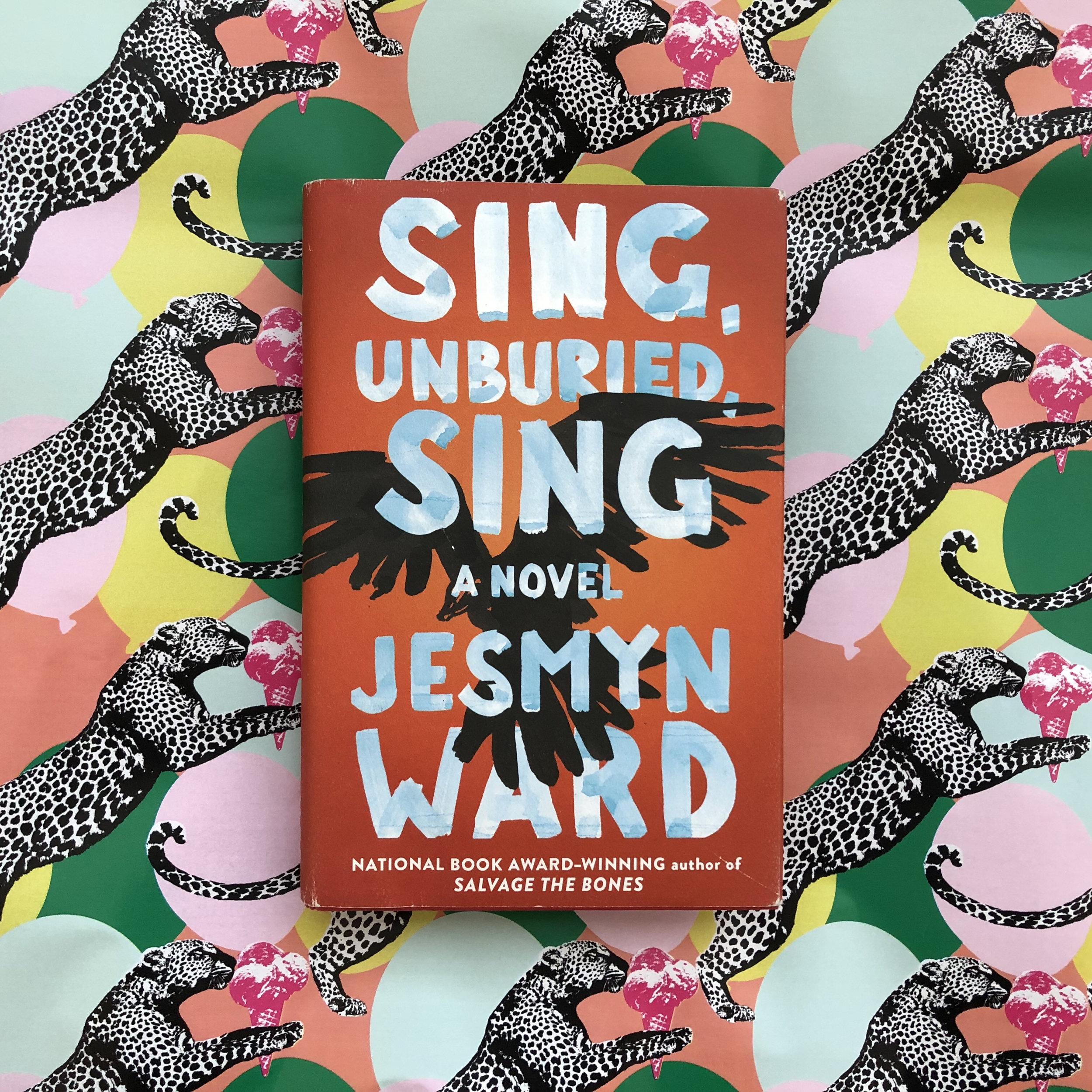 sing unburied sing review jesmyn ward
