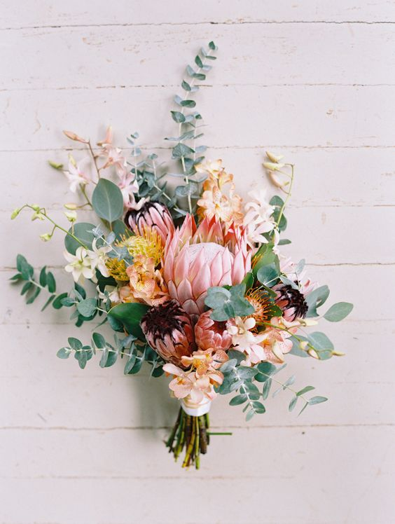 Well, hello, bouquet of my dreams...