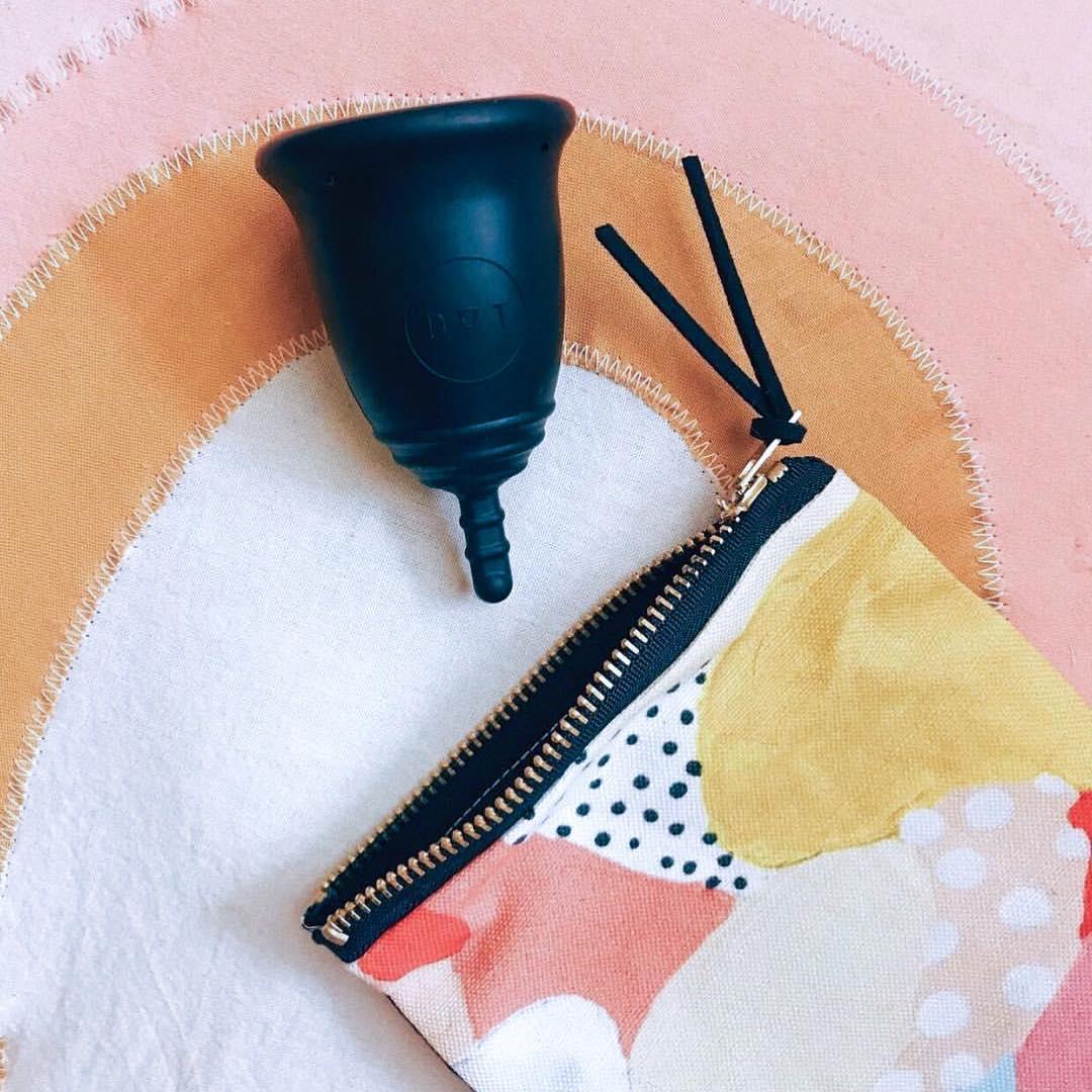 Dot Cup Environmentally Friendly Zero Waste