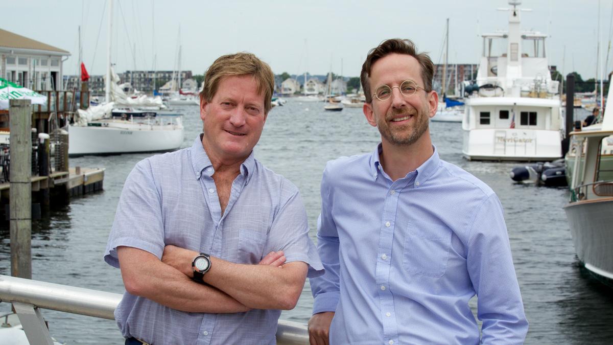 Sam Howell & Tom Degrémont – naval architects