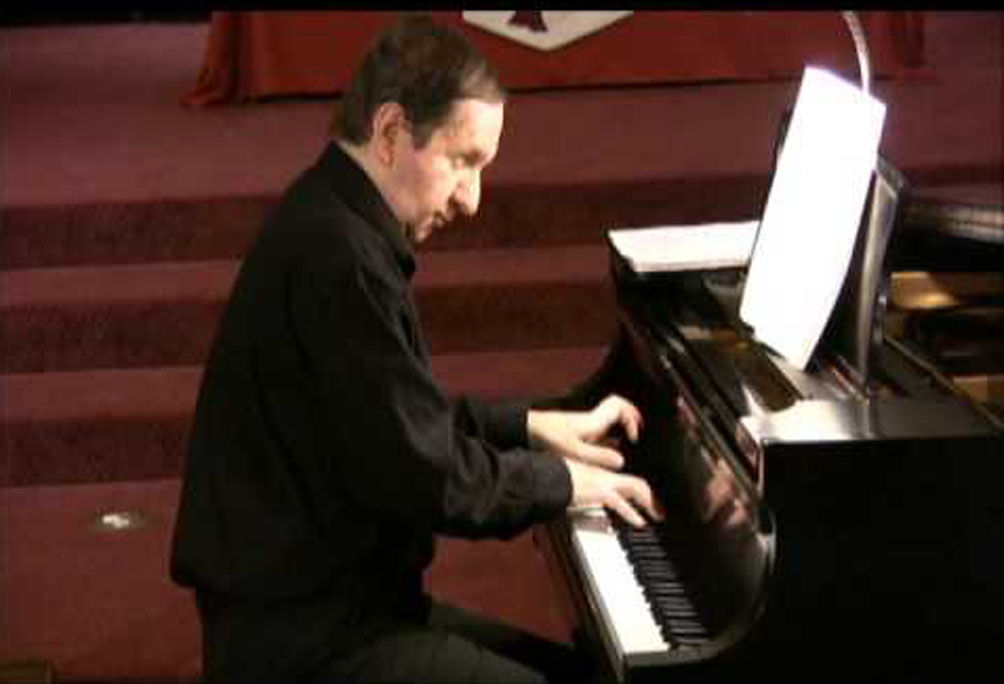 Dmitriy Cogan - PIANO