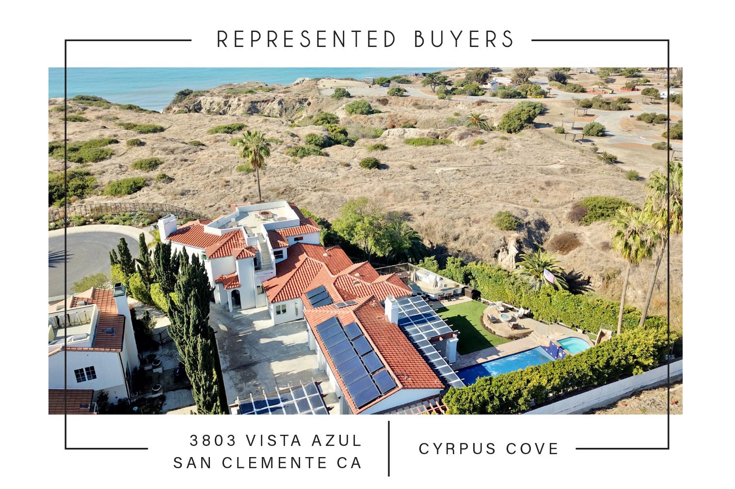 SOLD 7/30/2018  $3,700,000  3803 vista azul, San Clemente CA