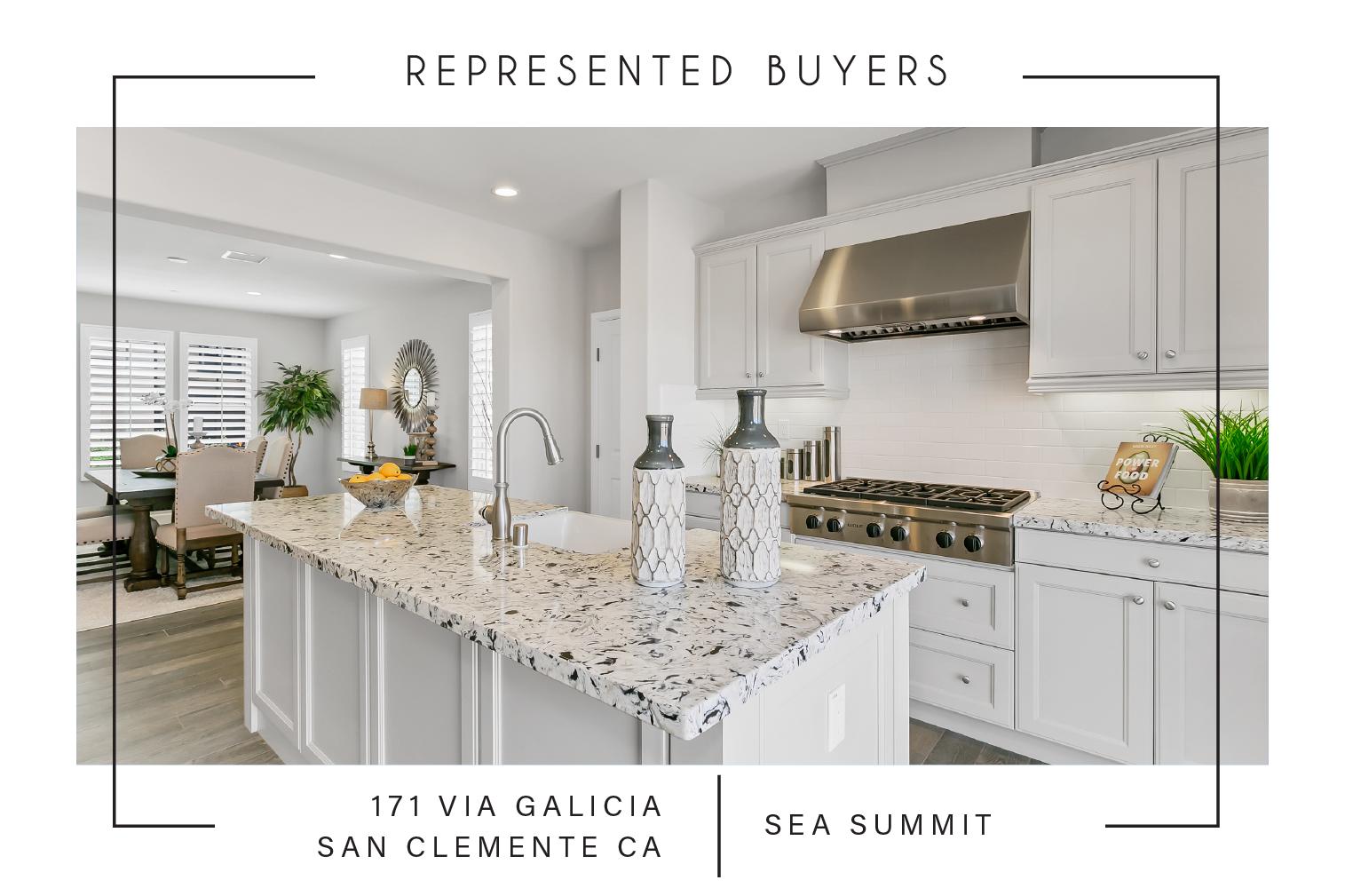 SOLD 03/15/2019 $1,333,000  171 VIA GALICIA, SAN CLEMENTE CA