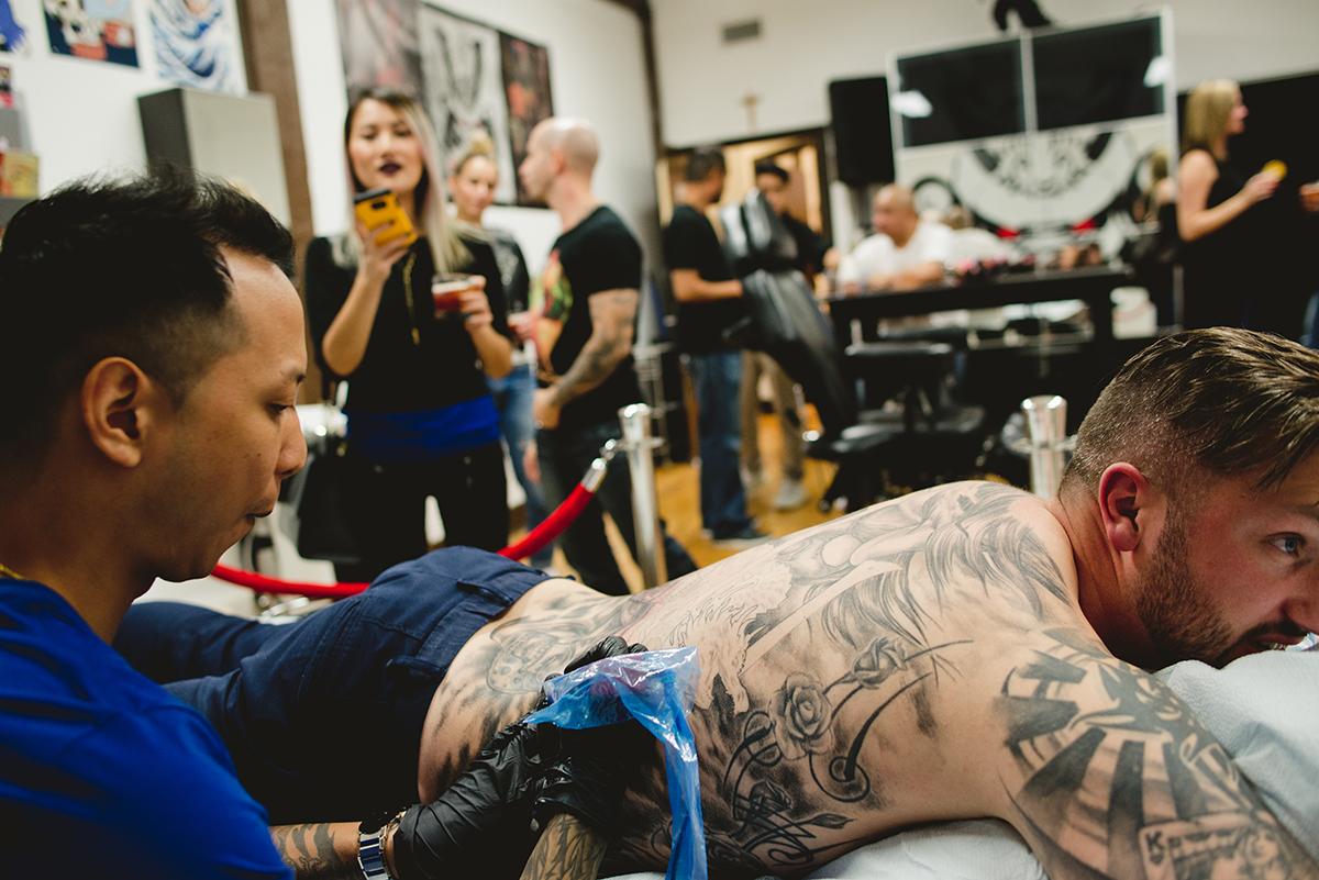 22 Kai 7th Samurai tattoos & Hennessy Scott Campbell pop up event.jpg