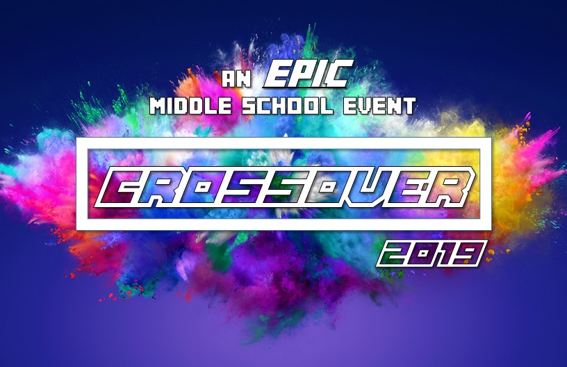 Crossover is a Middle School event to welcome our new upcoming 6th graders! It will be at the Lakeland campus and will be for both Church at the Mall and Church at Auburndale middle schoolers! This is an EPIC event that your middle schooler will not want to miss out on! The cost for Crossover will be $15! Here is the schedule!  9am – Pancakes with Parents! This will be a great time for Pastor Chad and Shaela to spend time with all of the new upcoming 6th graders and their parents! This will also take place at our Auburndale Campus for students there with Pastor Curtis!  10:30am – All other middle schoolers (all upcoming 7th and 8th grades from Lakeland and Auburndale campuses) will arrive for Crossover.  11:00am – Let the awesomeness begin!  4:00pm –Head home and we will see you the next day for PROMOTION SUNDAY! (Everyone is picked up at the Lakeland campus)