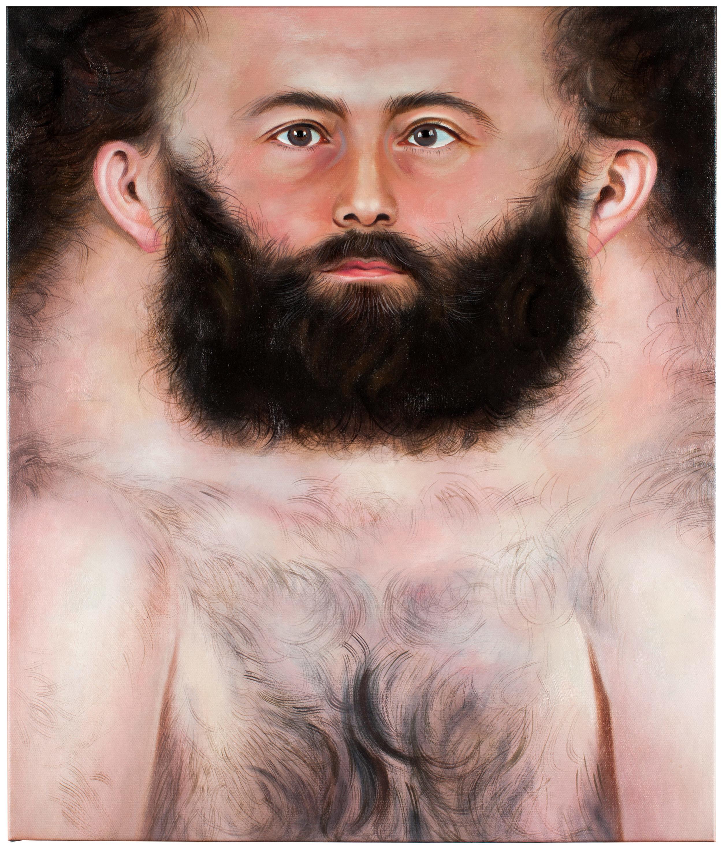 Alexander Tarrant   Quake Skin   Oil on Canvas 21 x 25 inches