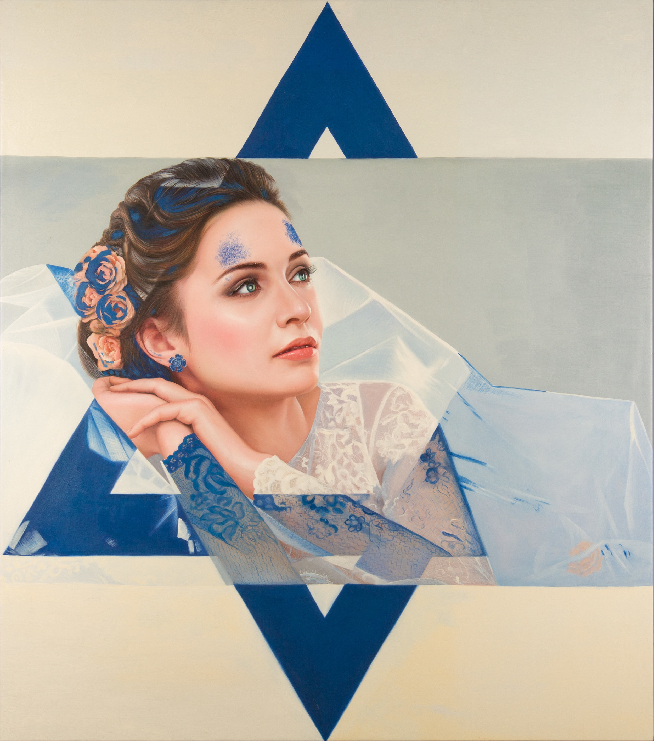 Alexander Tarrant   The Jewish Bride   Oil on Canvas