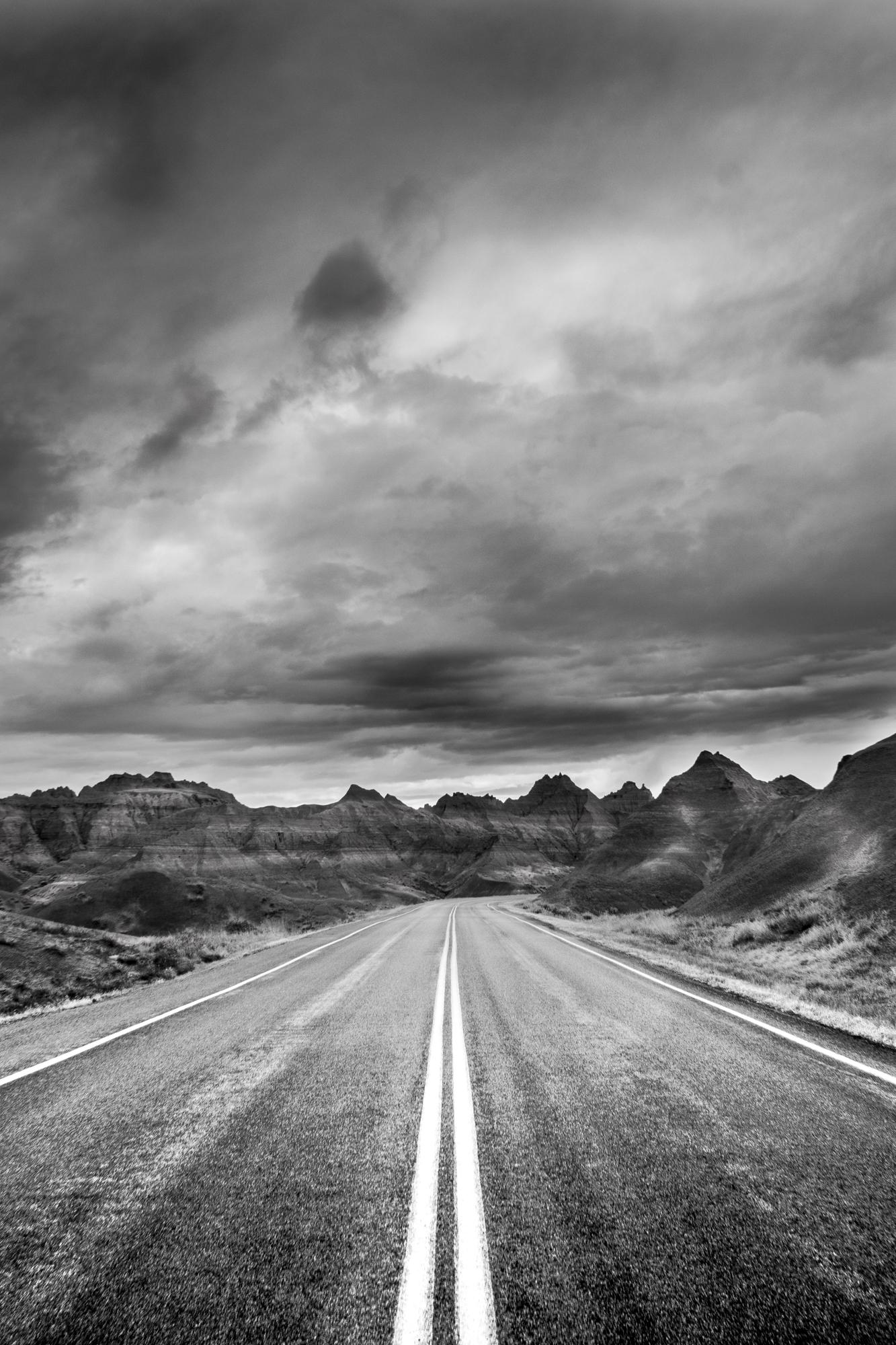 Highway 240 - Badlands