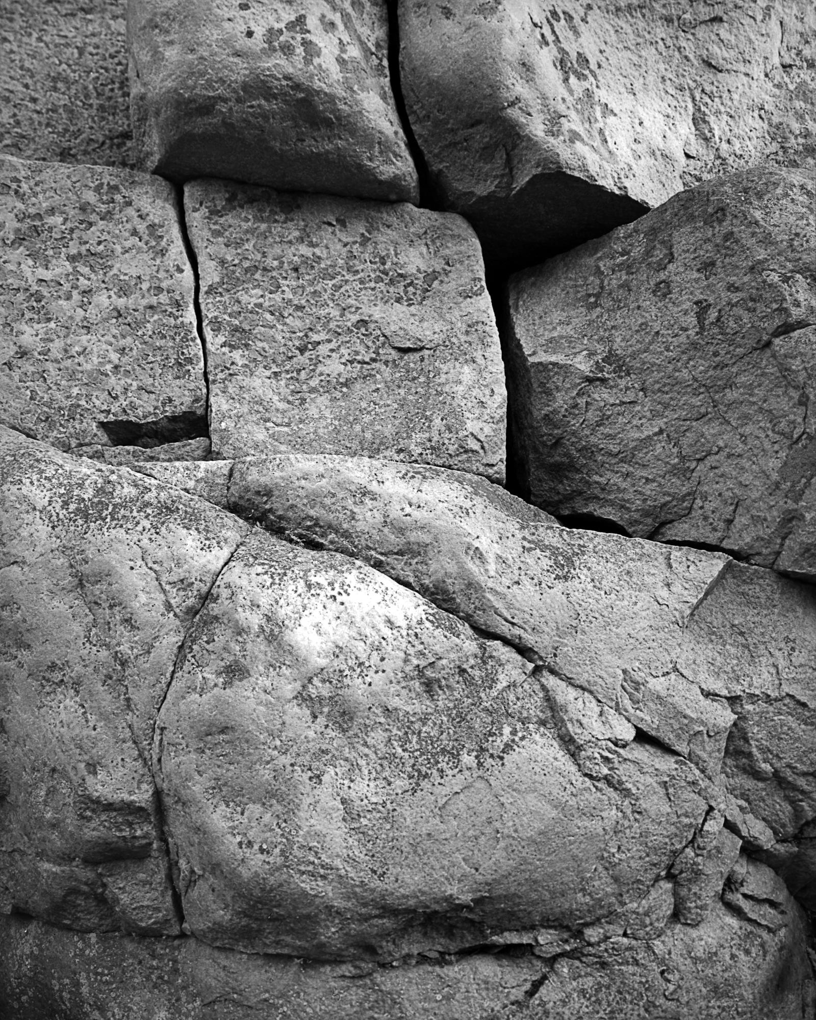Rib Mountain granite formation