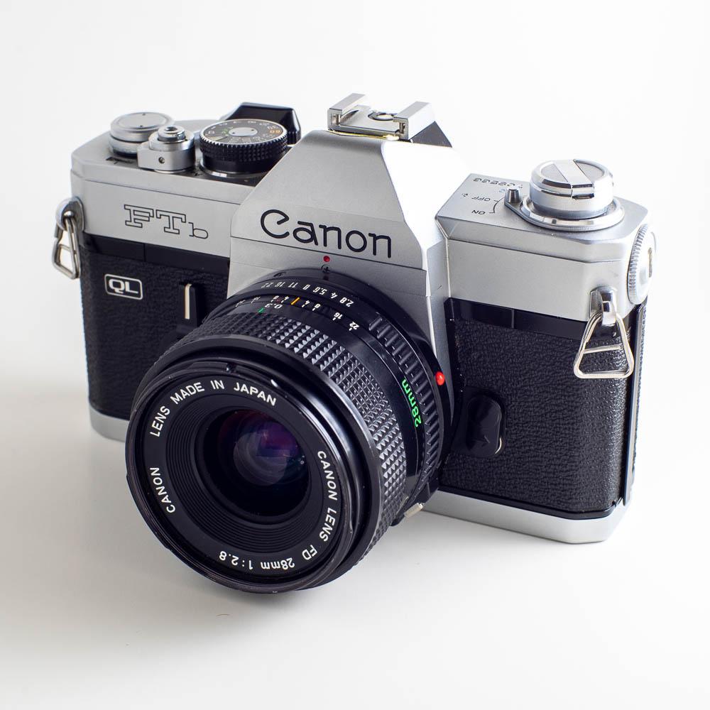 Canon ftb and 28mm.jpg