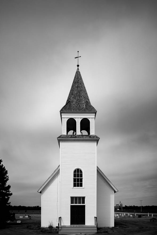 St. Johns Church, Galchutt, North Dakota