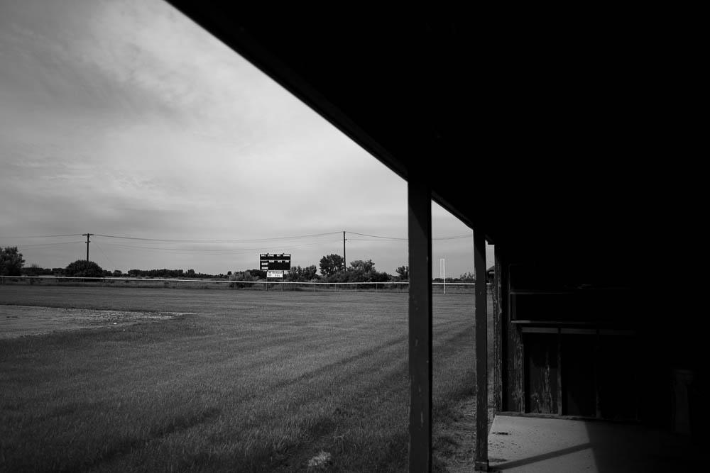 Galchutt, North Dakota community ballpark