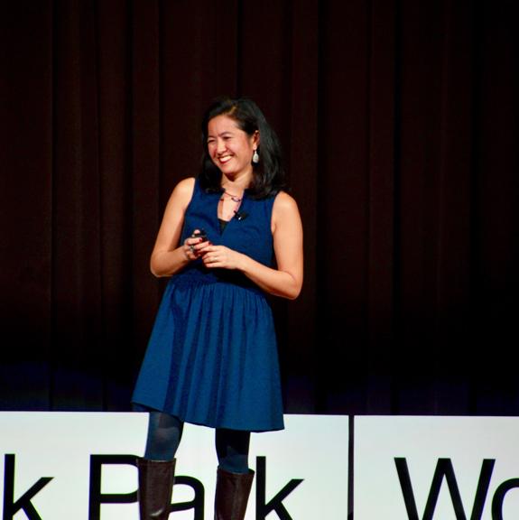 Ana Garcia Doyle, One Earth Film Festival director