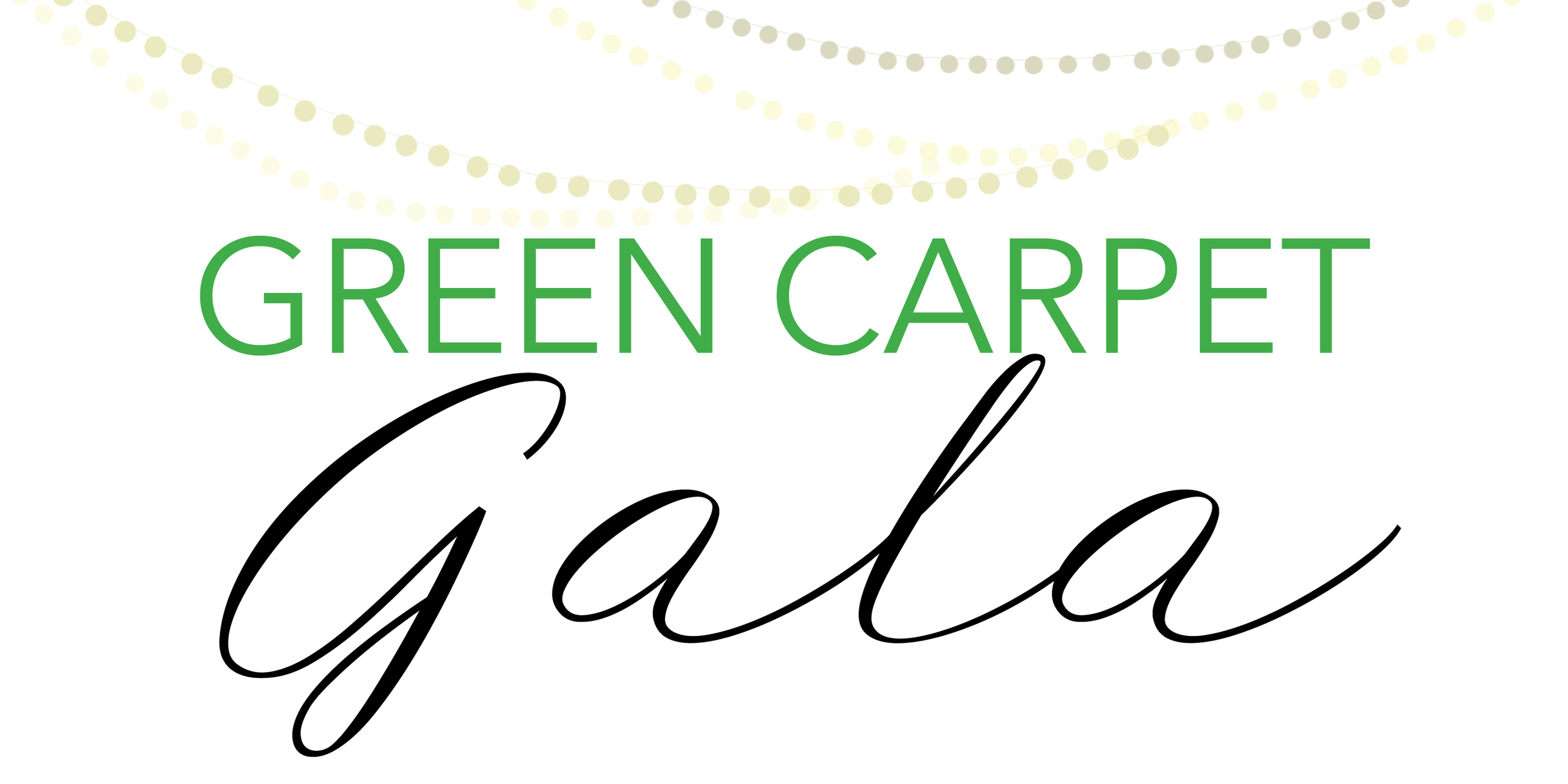 Green Carpet Gala image Eventbright.png