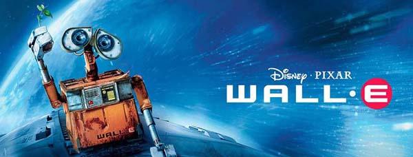 WALL-E the robot.