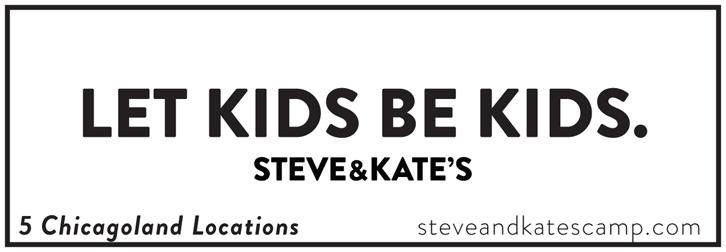 Steve and Kate's Camp Logo