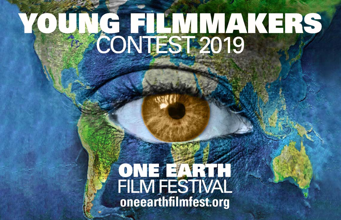Young Filmmakers Contest Eye Poster